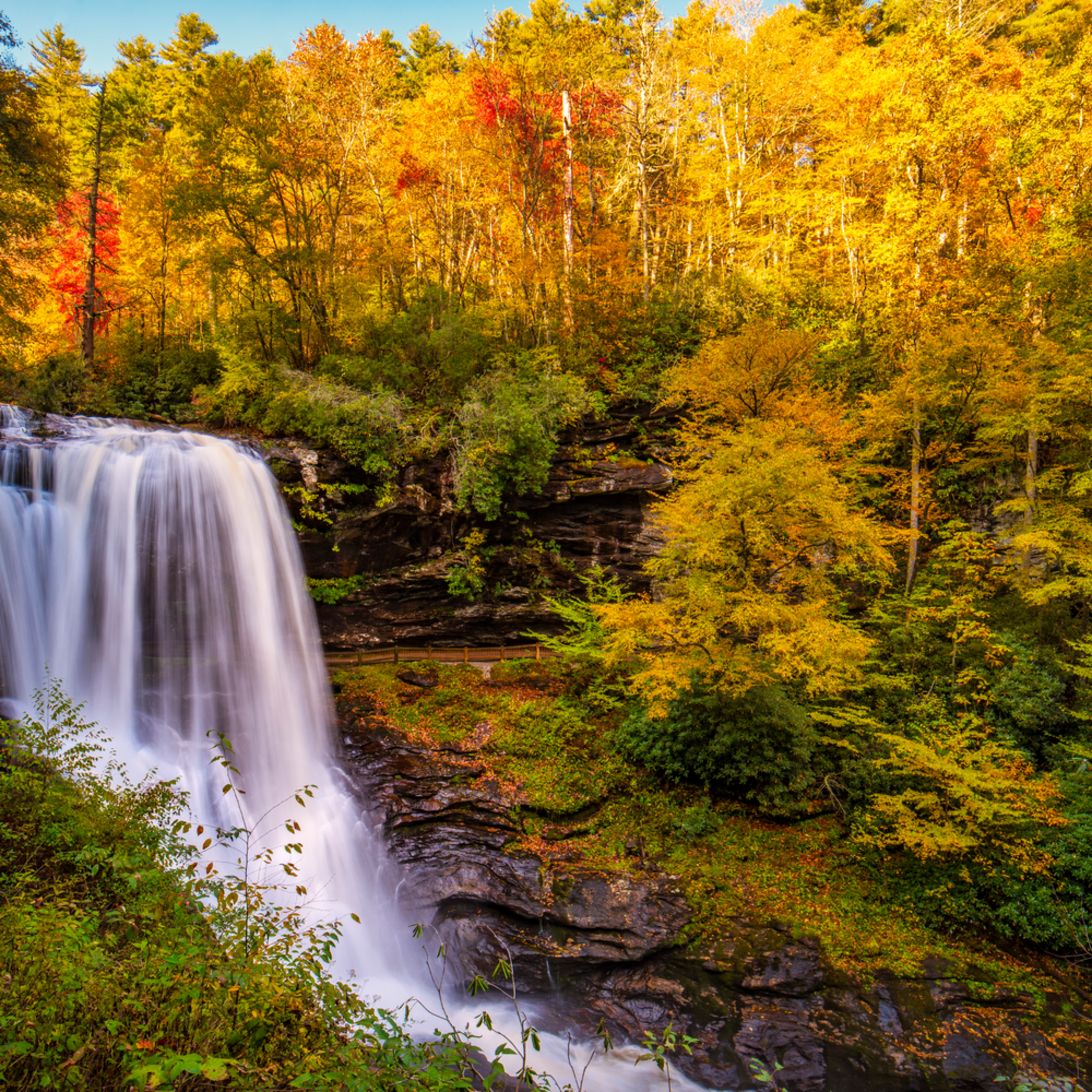 Andy crawford photography smoky mountains cullasaja falls 001 y4bexq