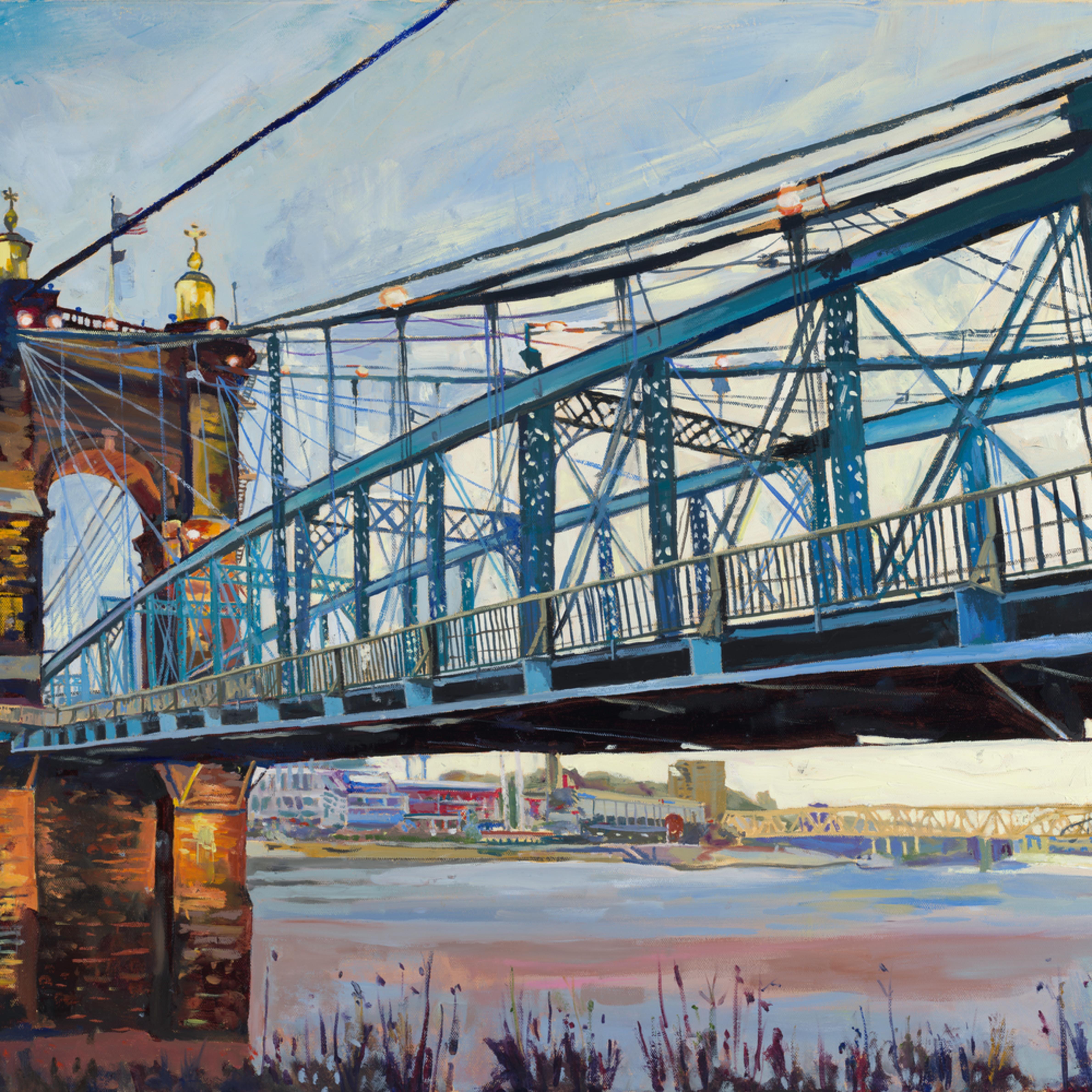 Roebling in morning big eaya8v