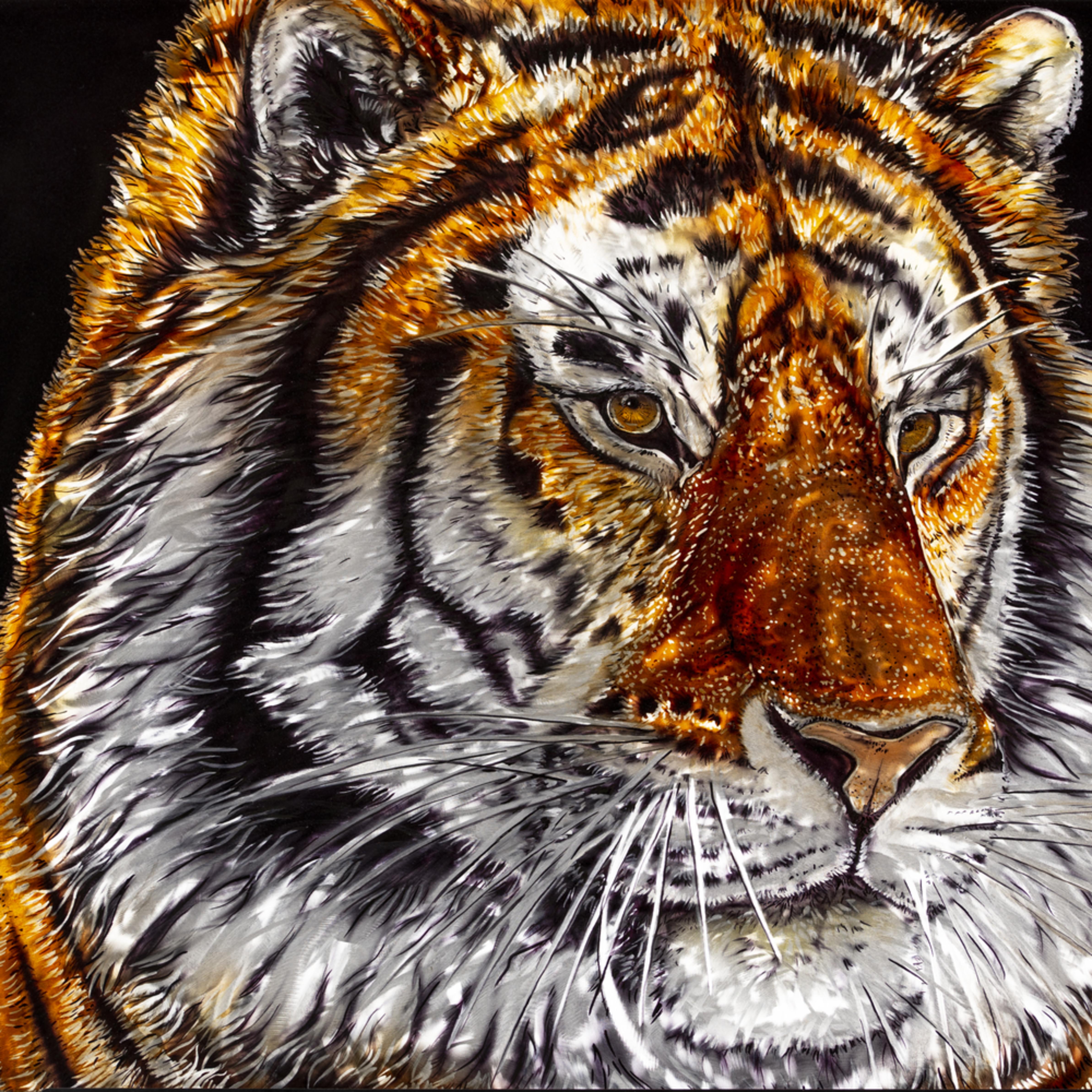 Tiger reduced w2vn5s