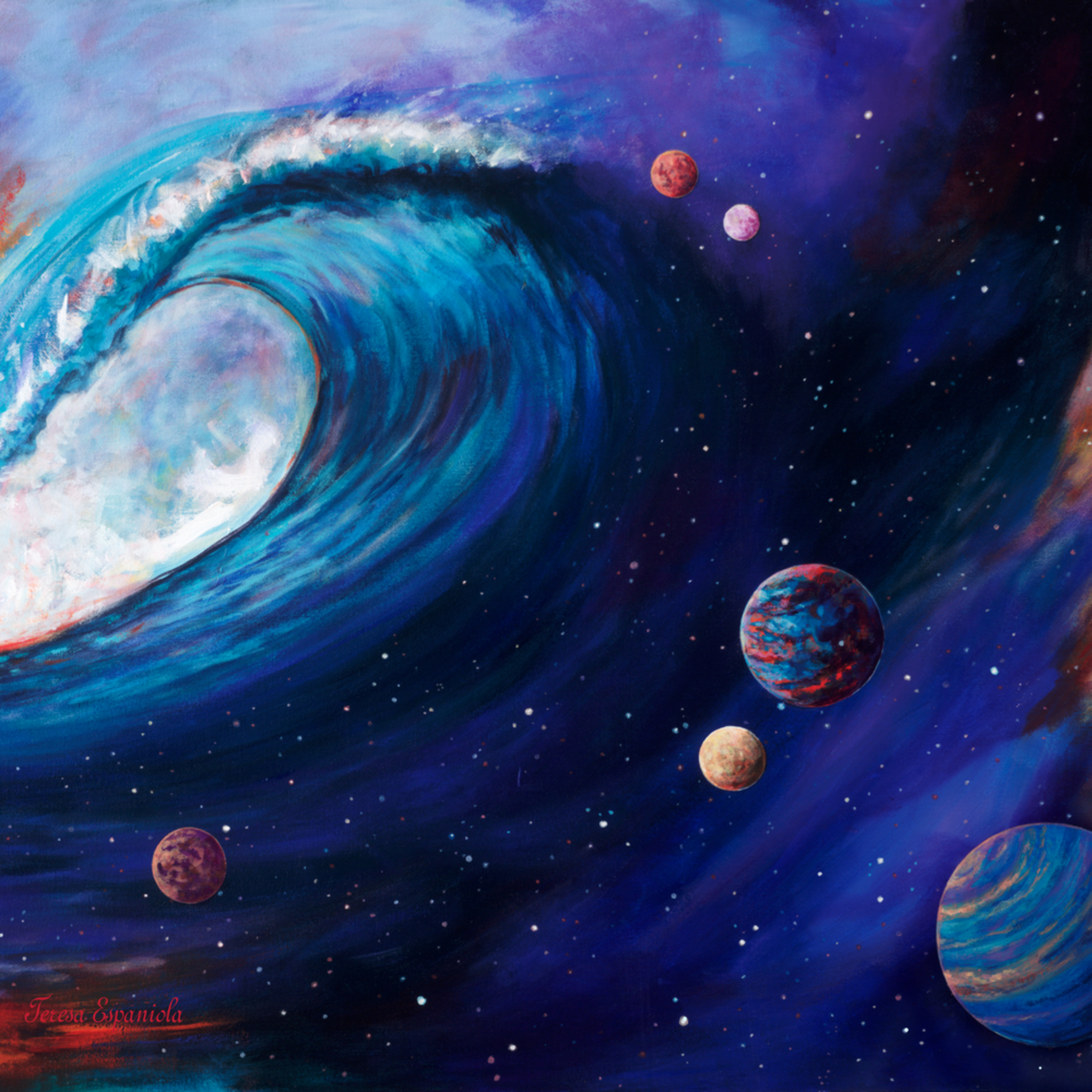 Waves of silence large shxmzl