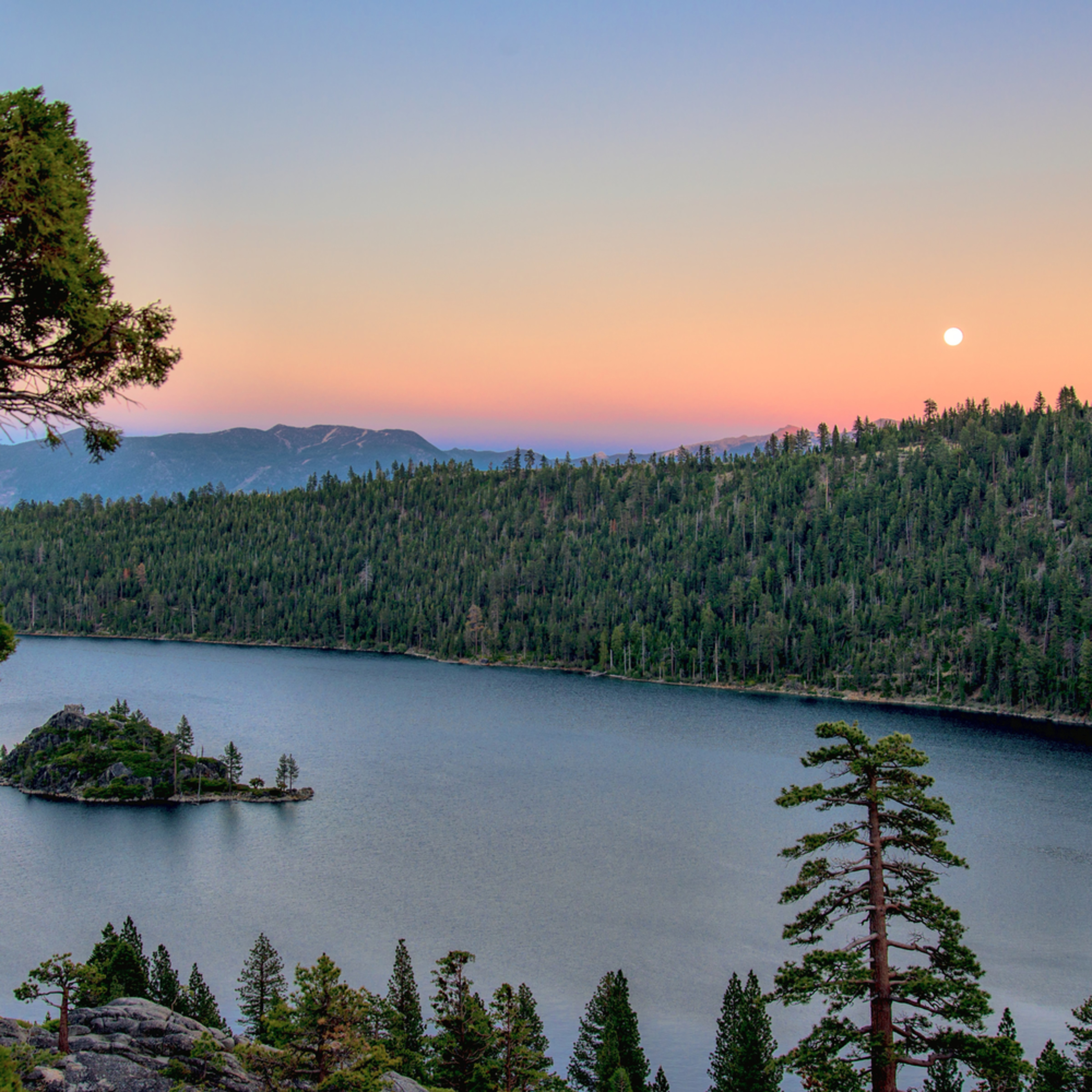 Emerald bay super moon sunset copy 1 uiud3l