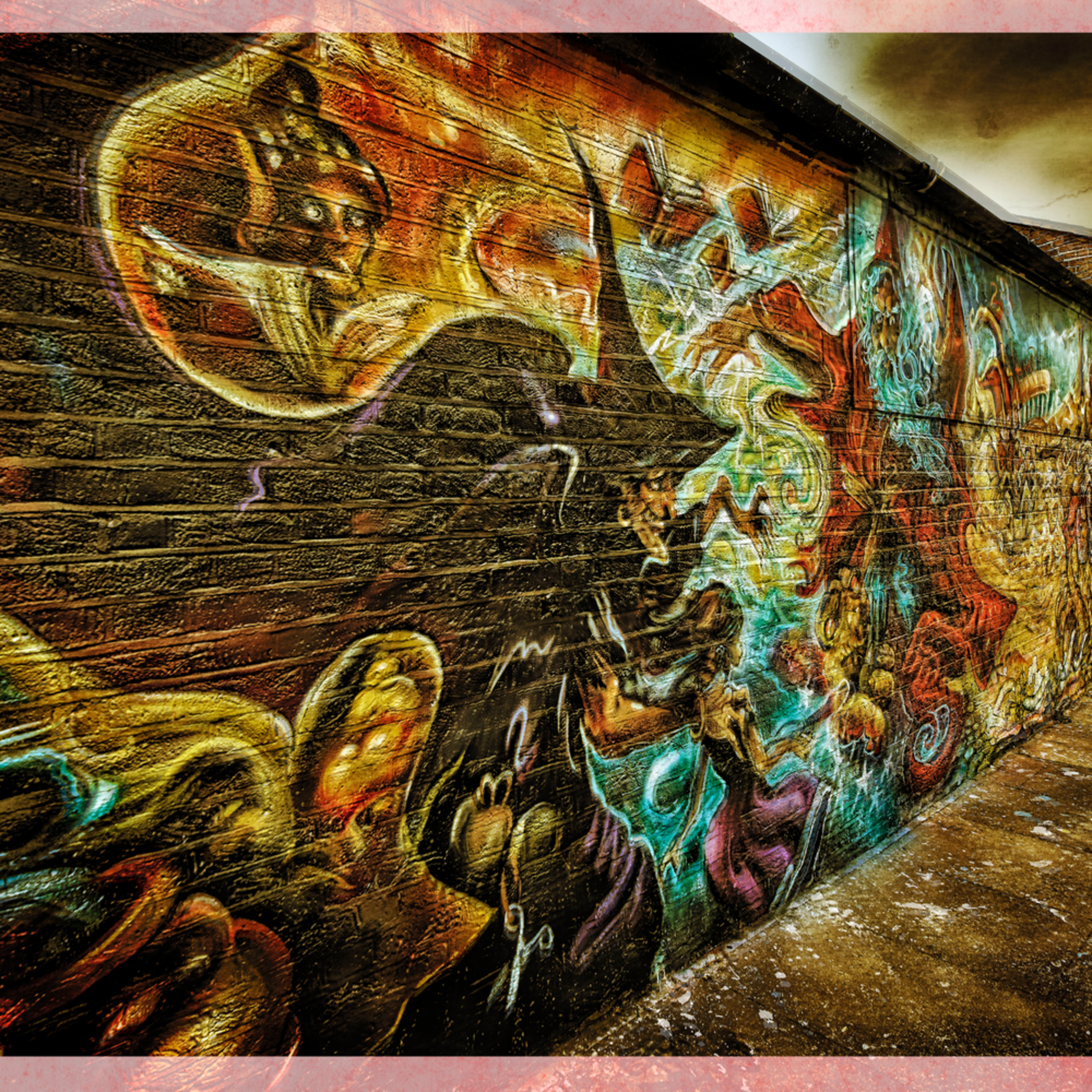 Shoreditch graffiti 1 s9kxcj