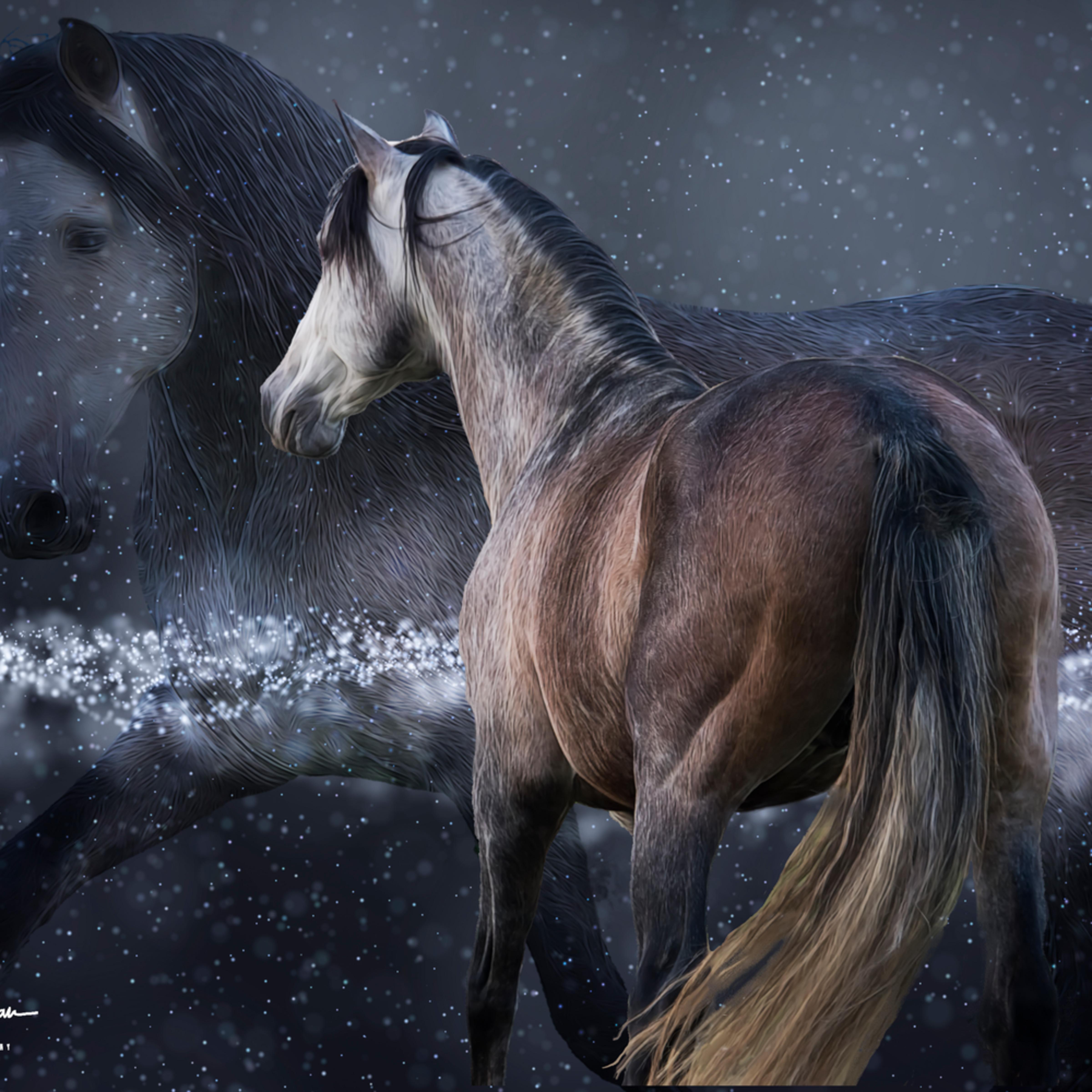 Equine spirit r7lntd