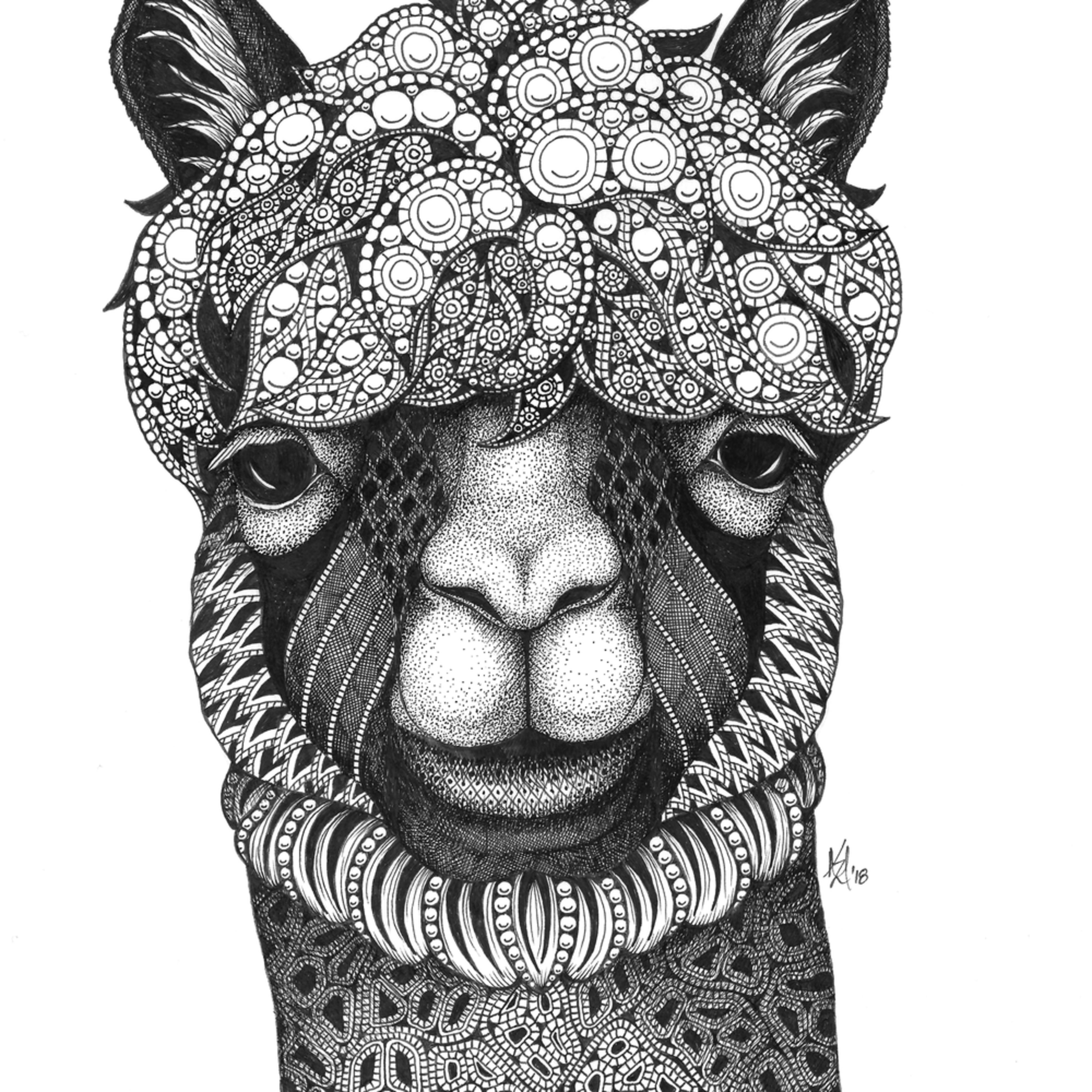 Alpaca tbgqvc