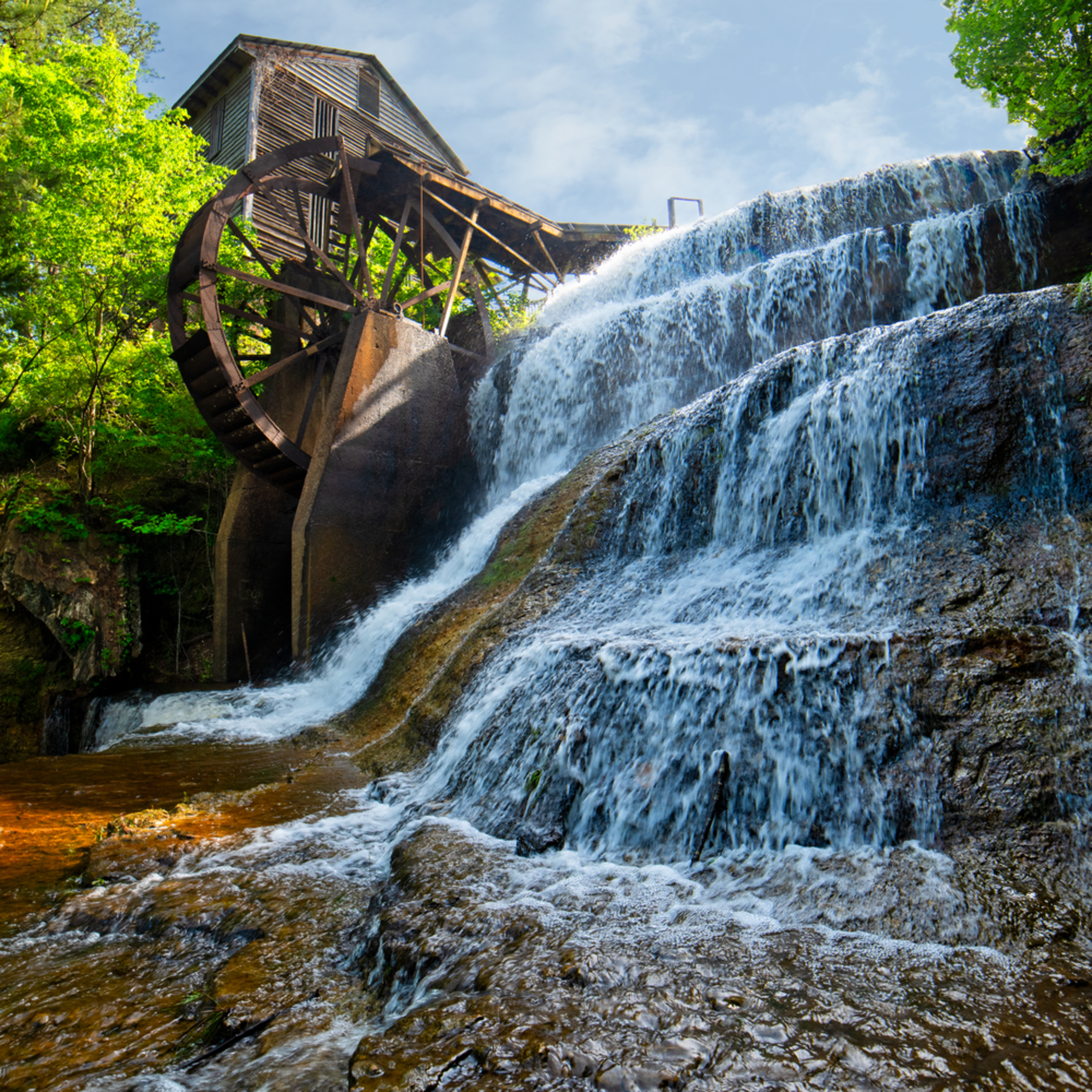 Andy crawford photography dunn s fall mill 002 ustcvg