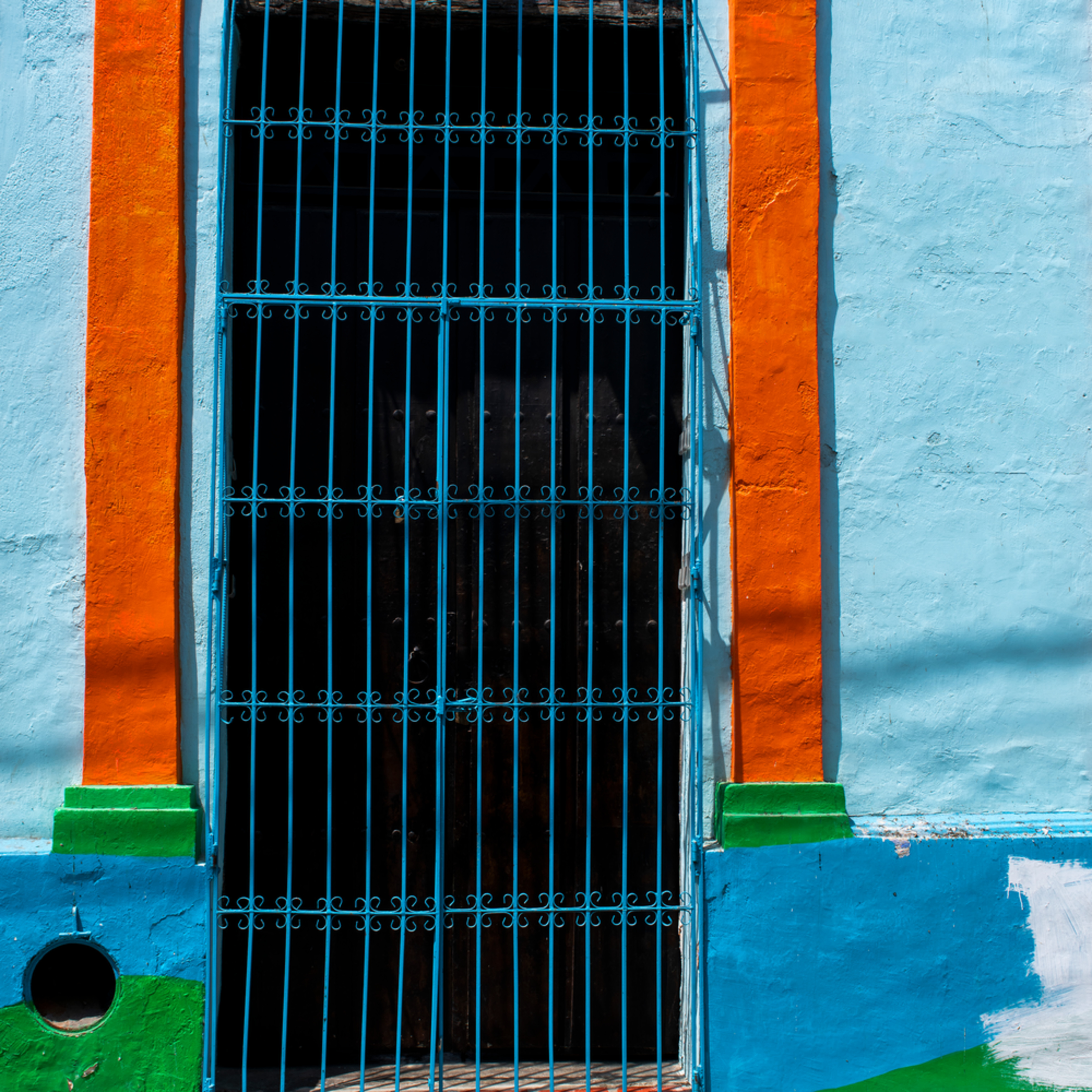 Dp616 santa marta blue door u5yrm6