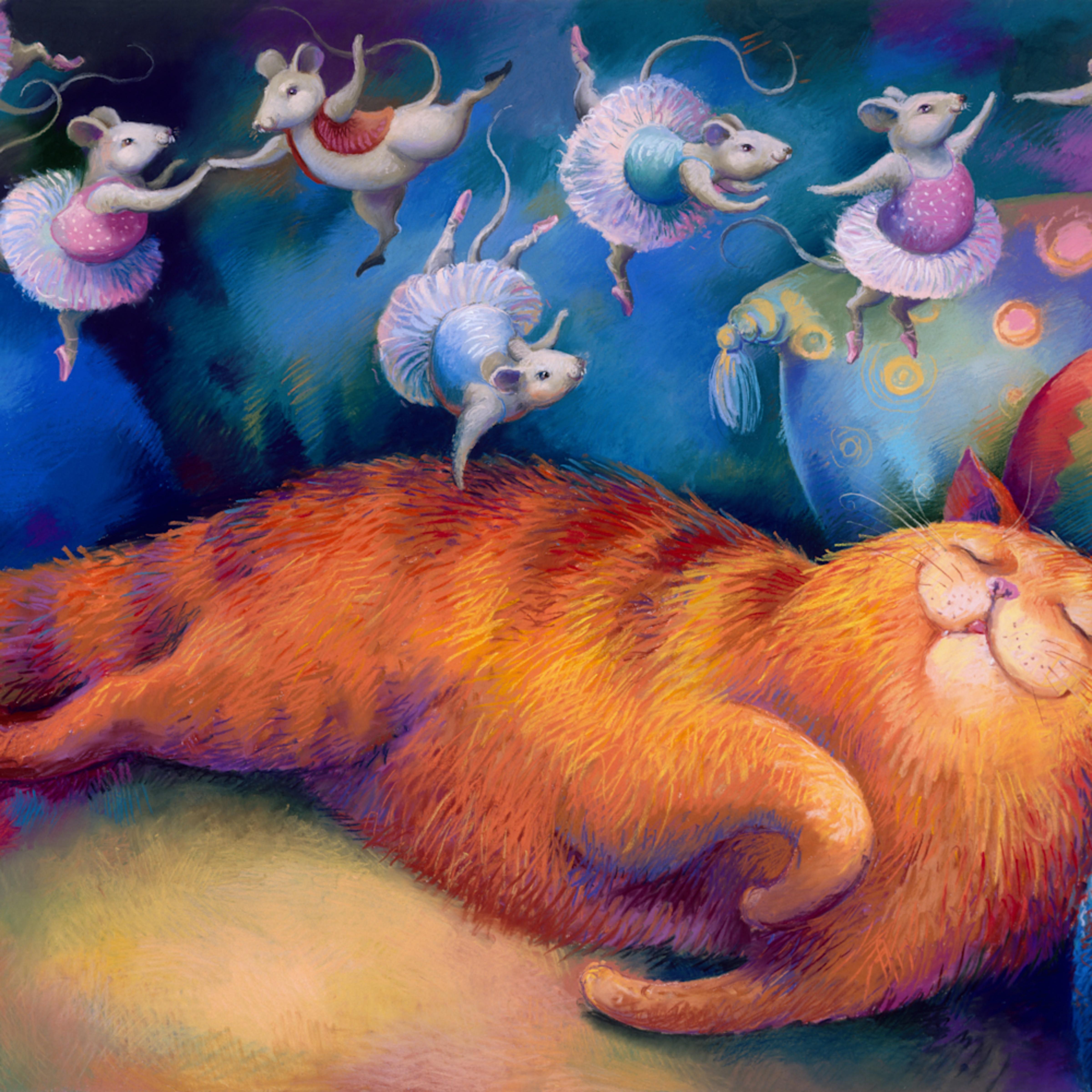 Cat s ballet dreams hundap