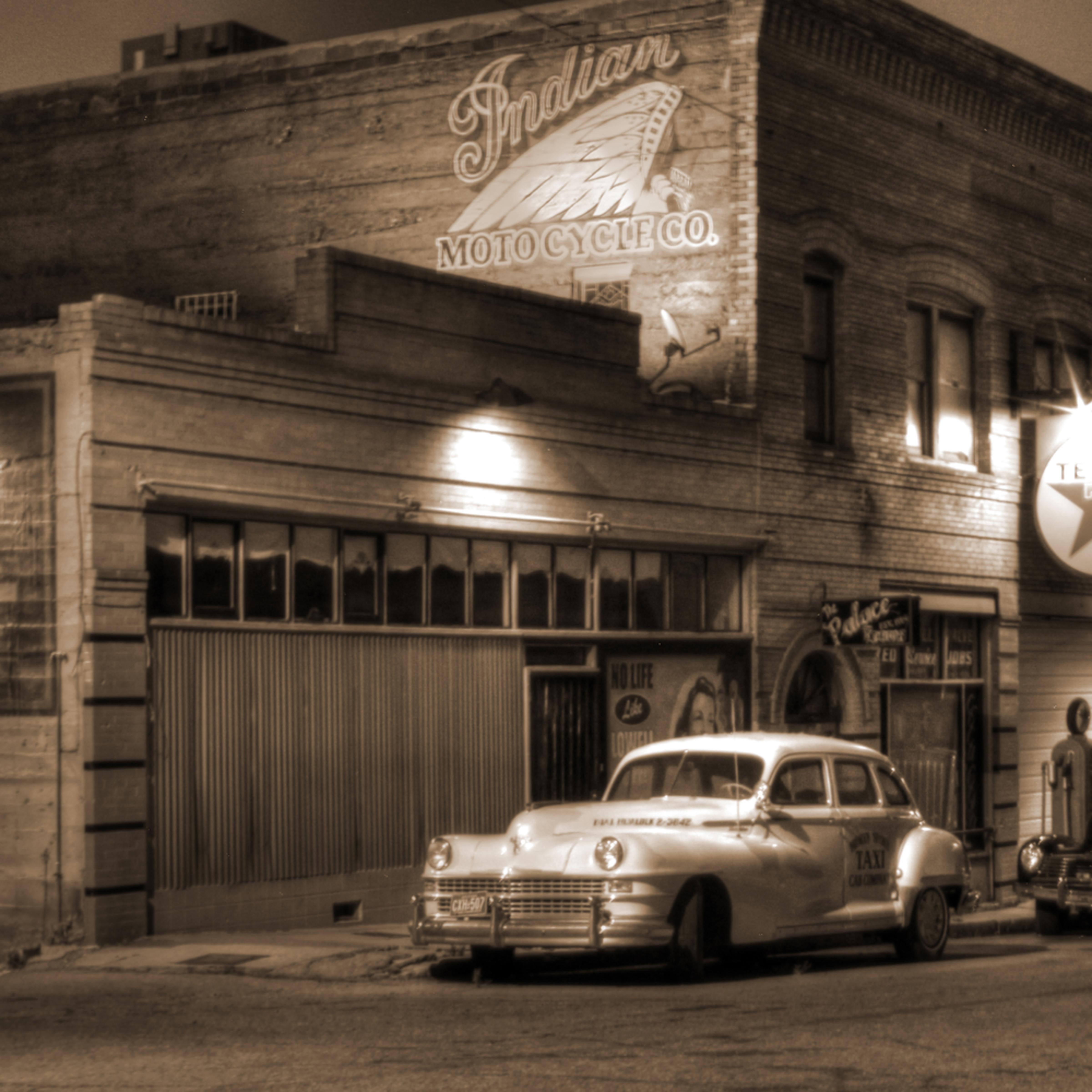Historic lowell by night gidllb