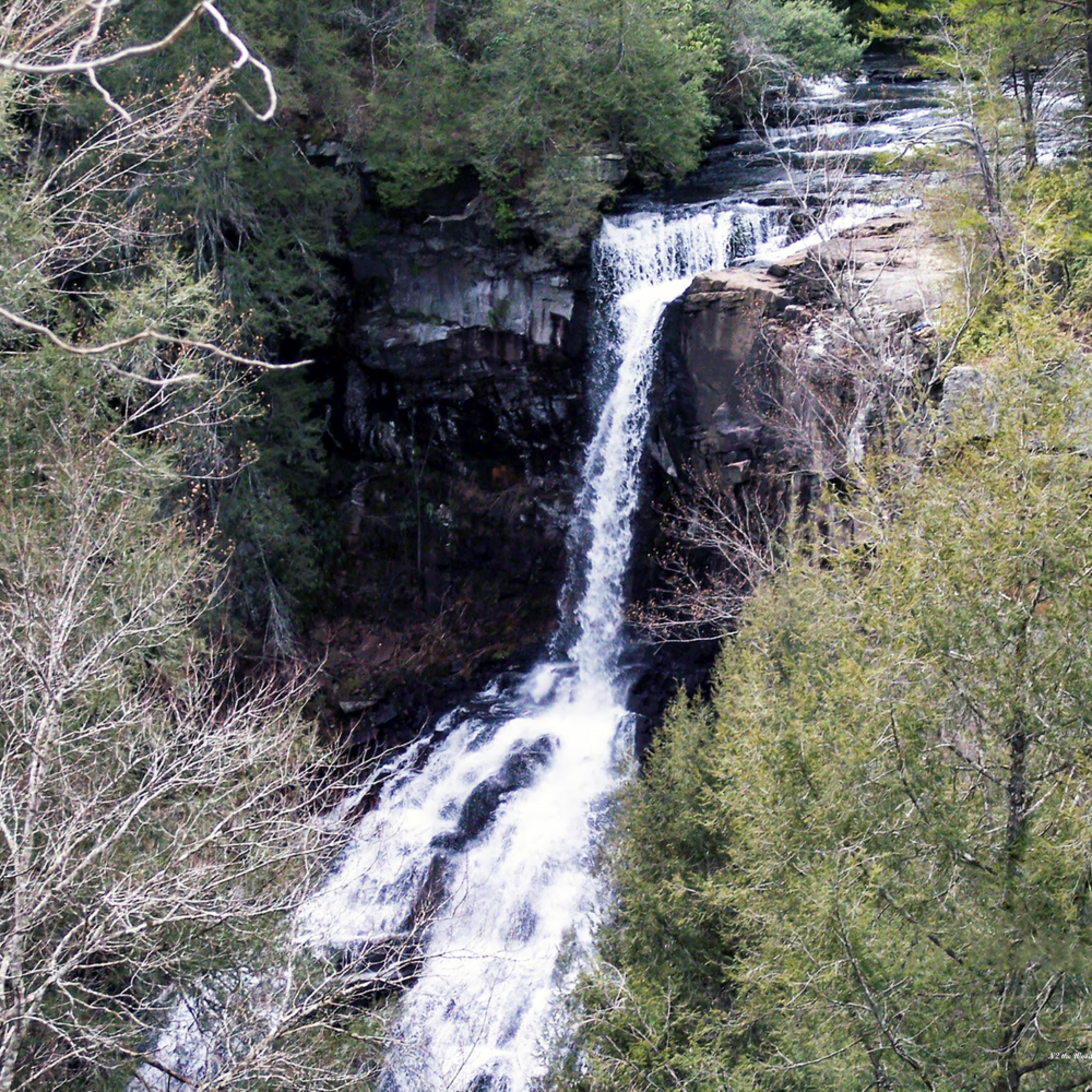 Piney creek falls xtuuip