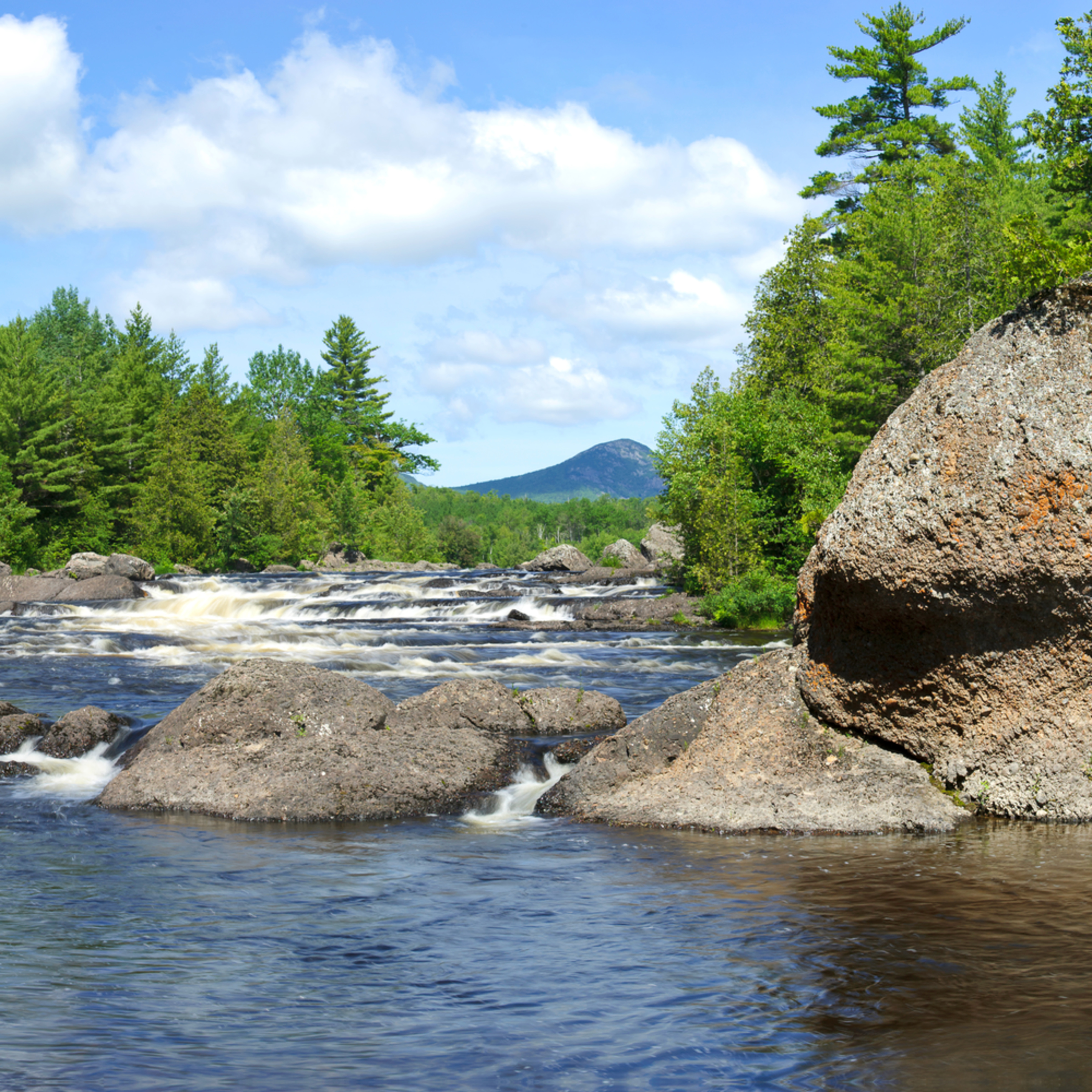 Haskell rock east branch penobscot river kwwnm svcwlc