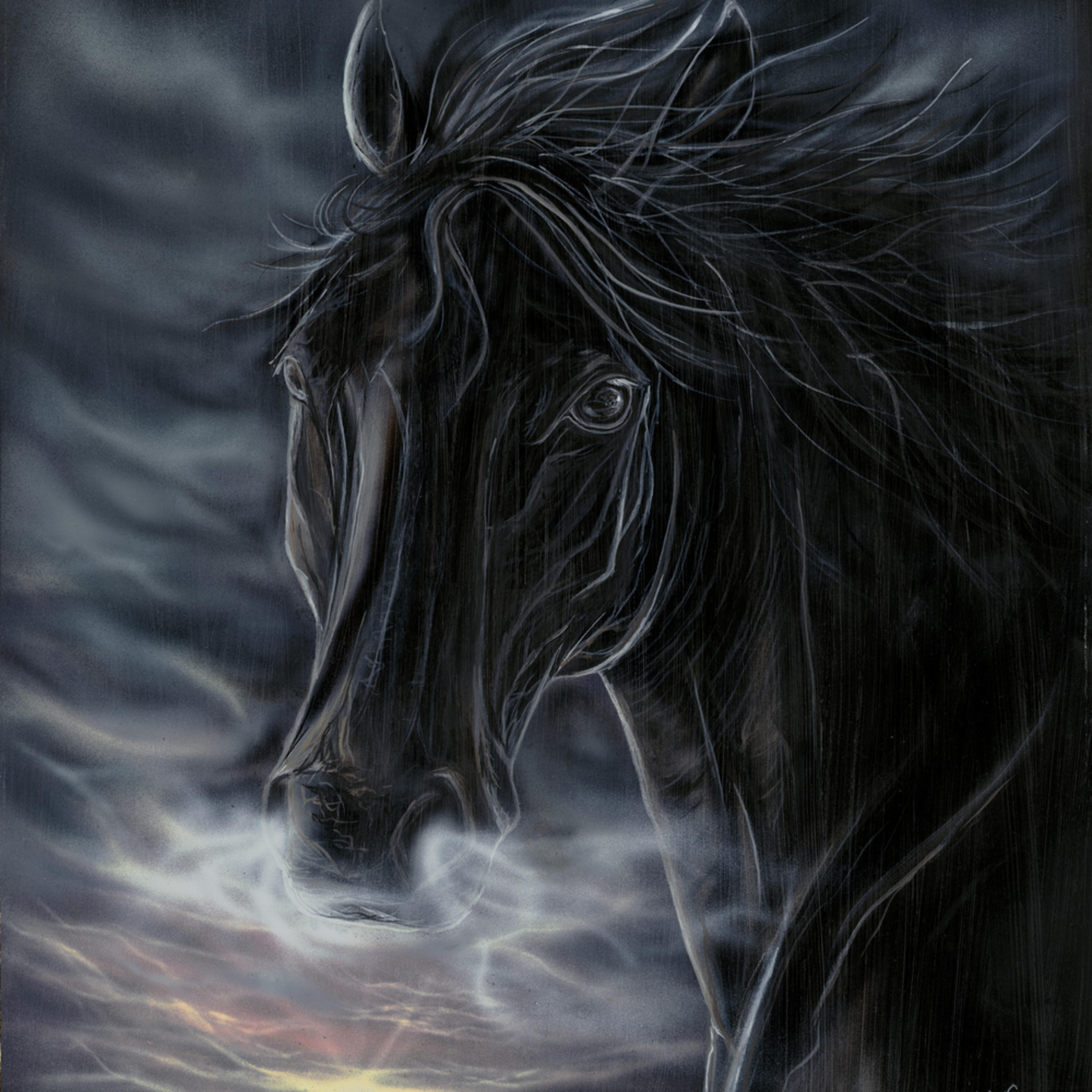 Black night j2ecrq