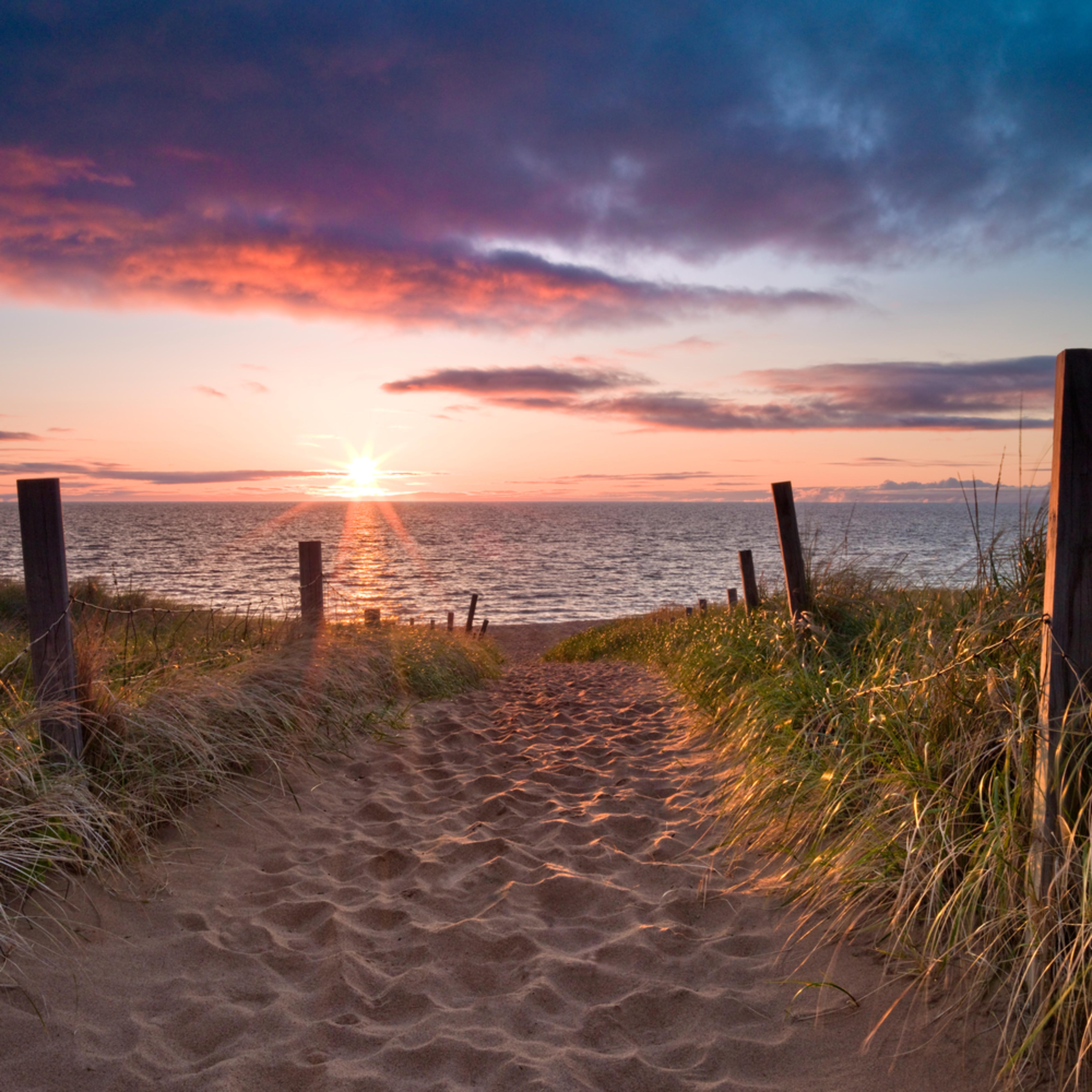 Beach sunrise ii bofdvn