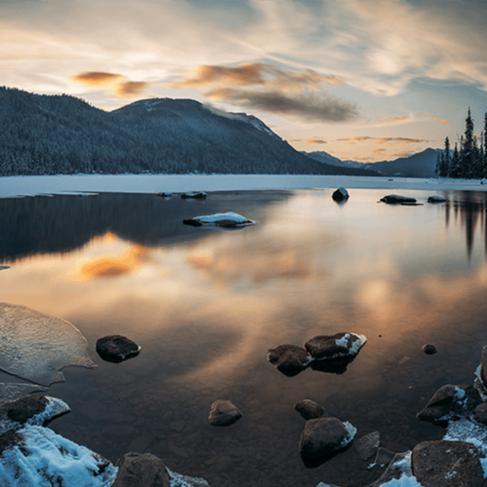 Mirror lake a galleria g9pta4