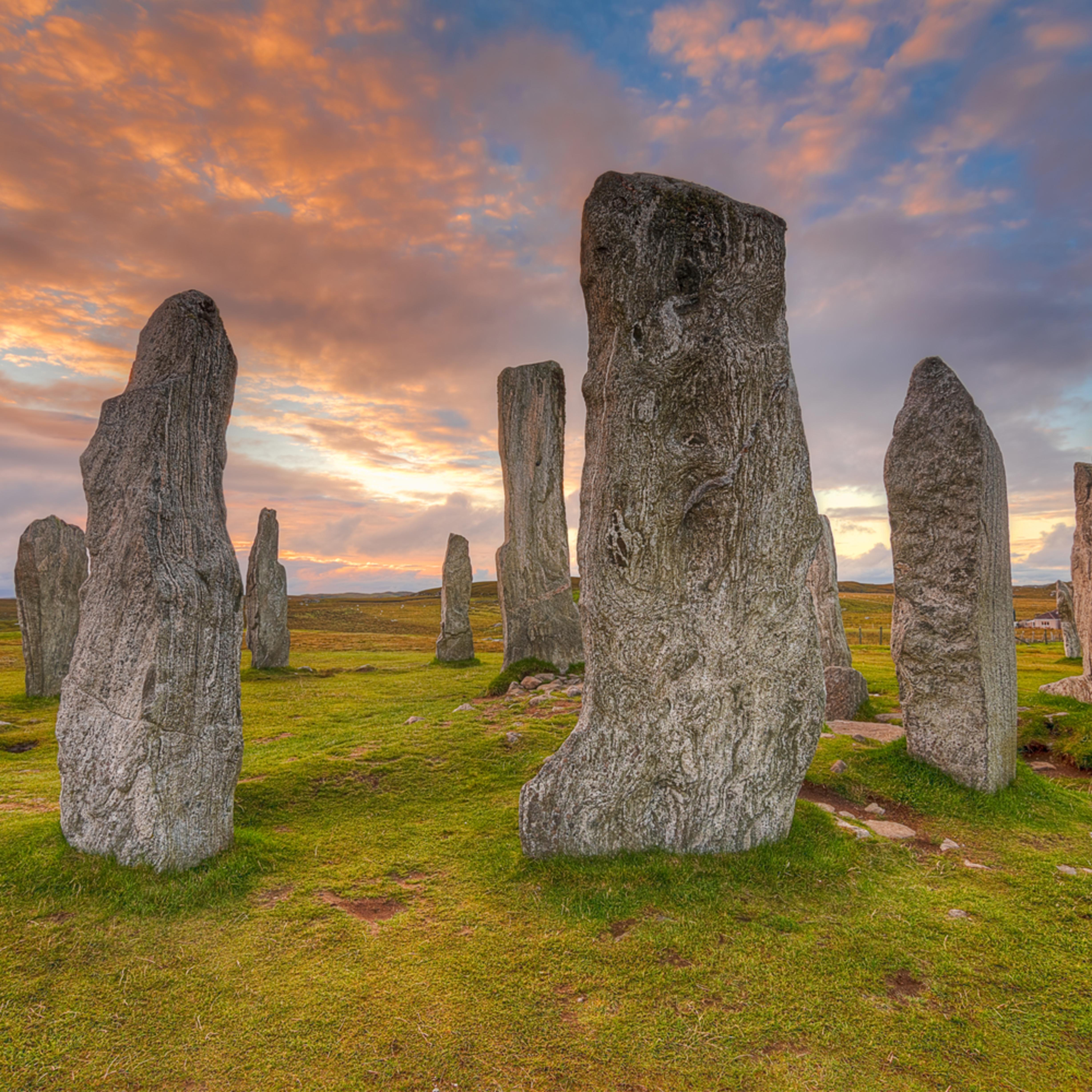 Callanish stones isle of lewis scotland heather k jones q9pgxc