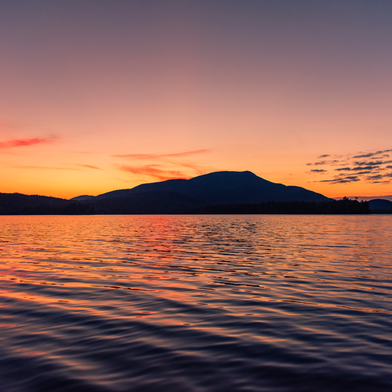 Blue mt sunrise 1 ken6zc