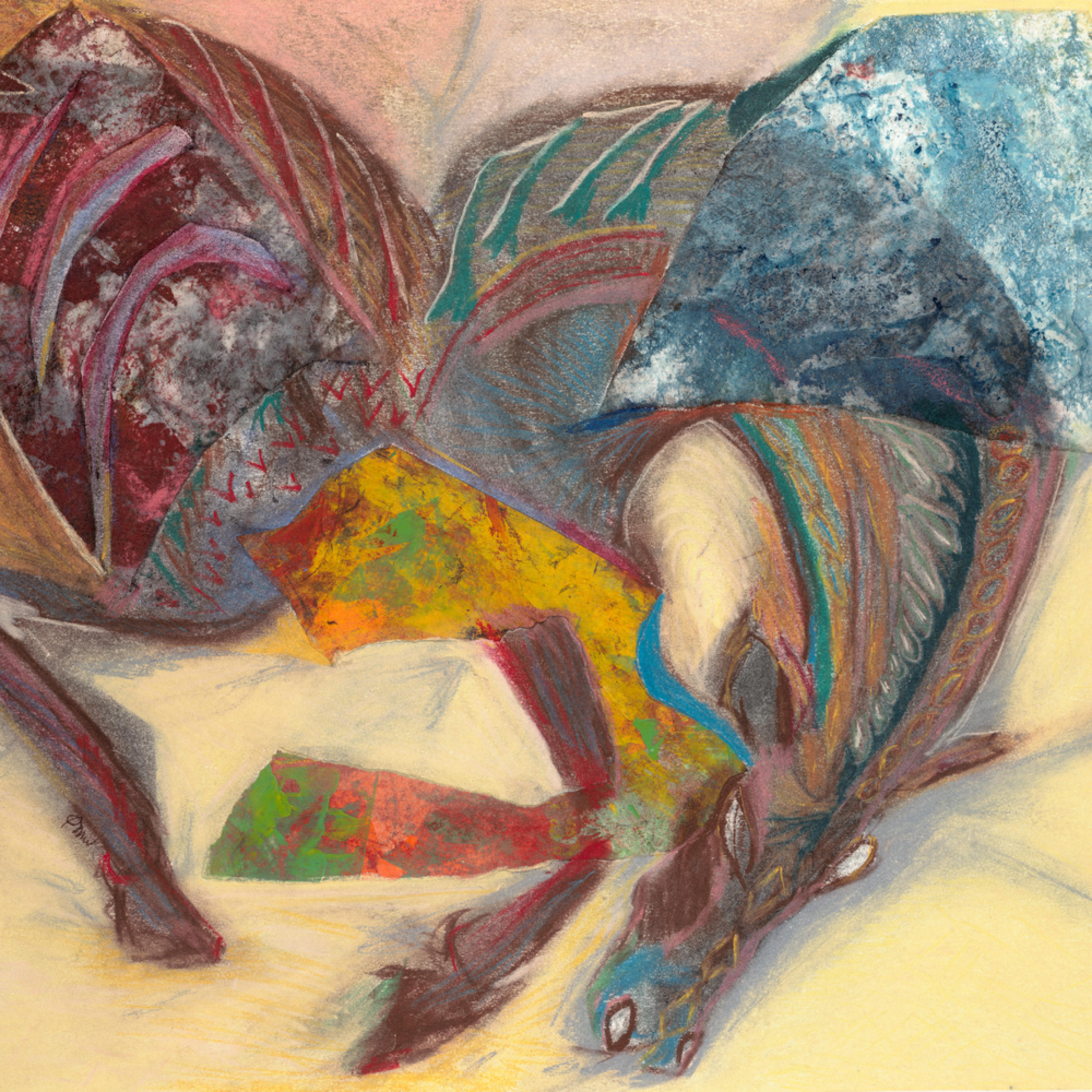 Collage horse uasu9m