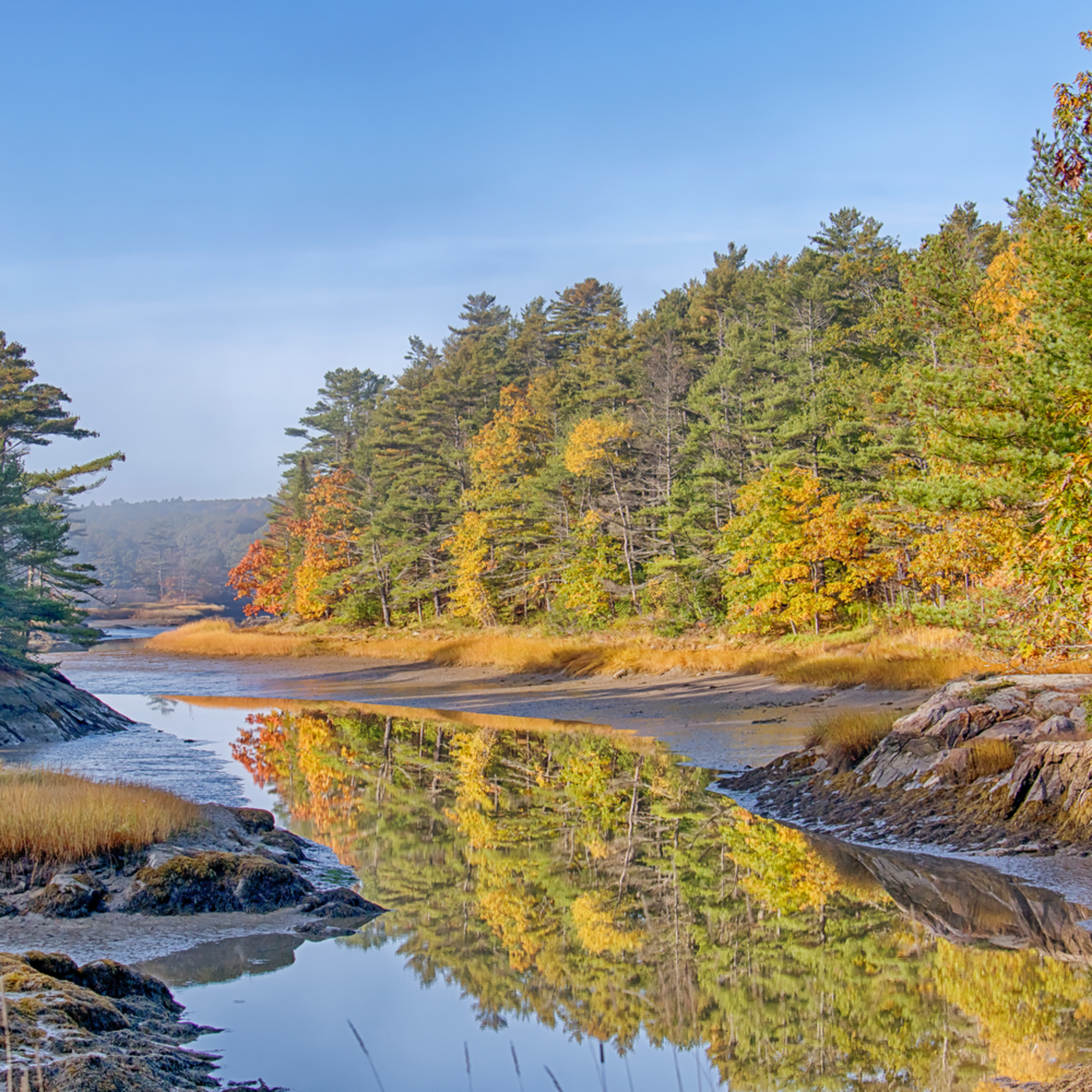 Boothbay harbor fall hiegf1