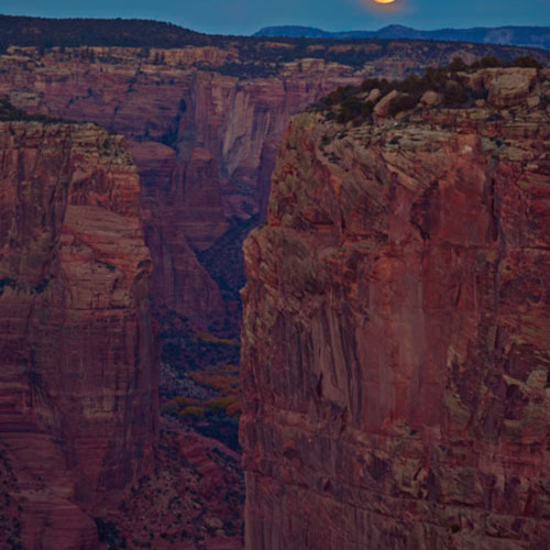 Canyon moonlight tclvch