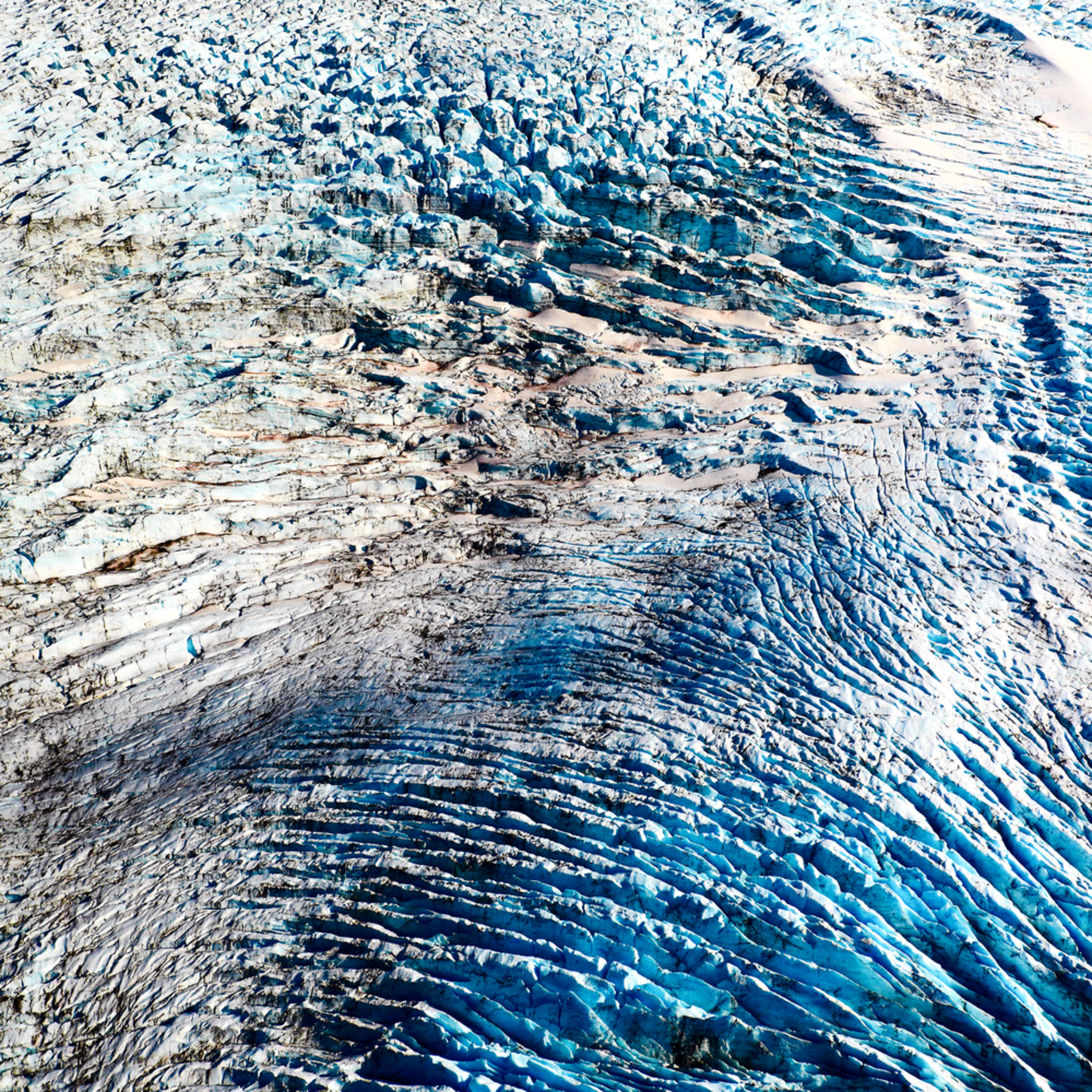 Glacier skin oozxtp