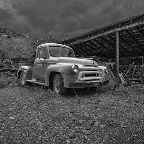 The old arizona gole mine bw vwkx3e