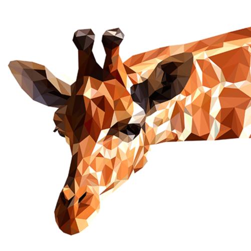 Giraffe a galleria matt dpzqzn