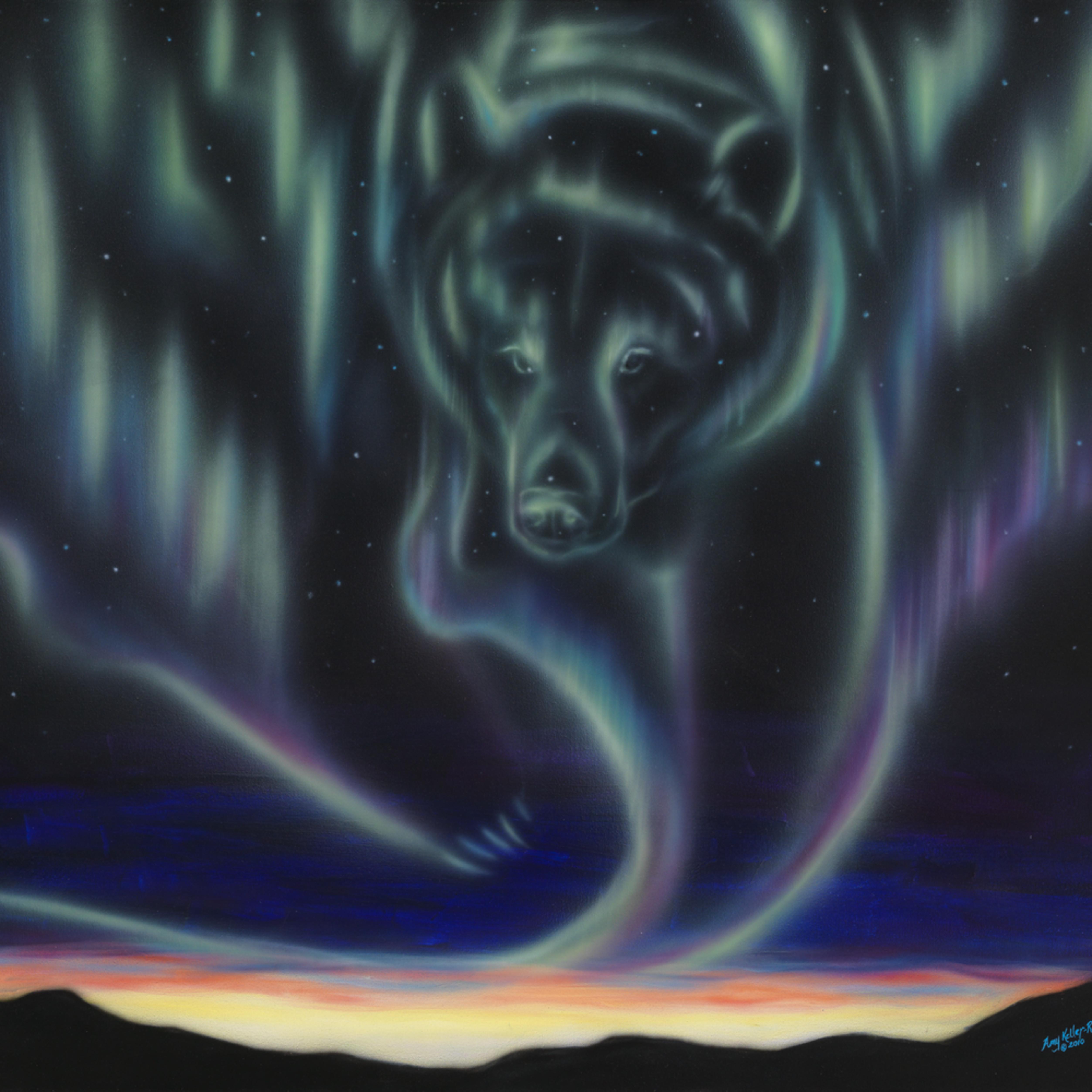 Skydance bear x3b5is