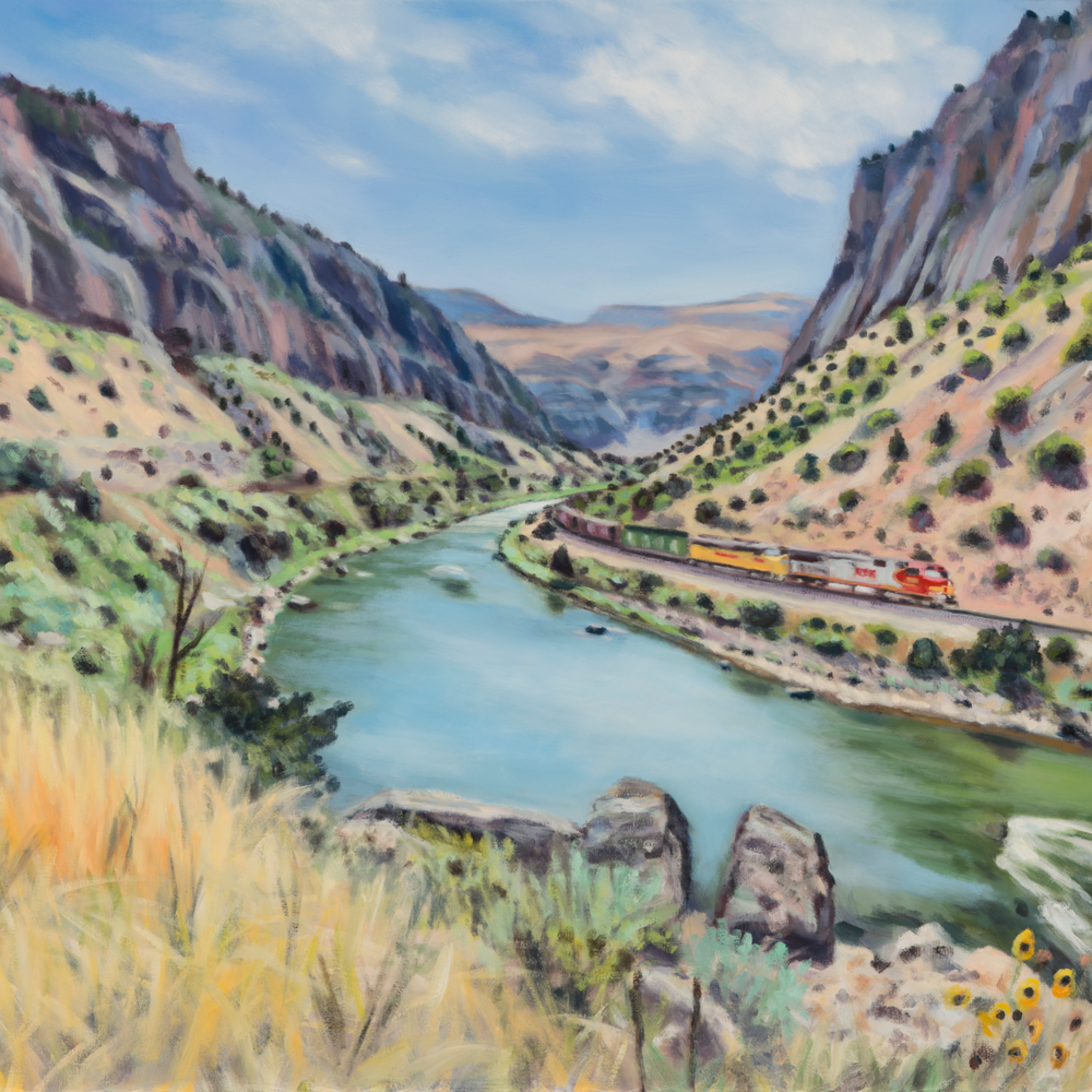 Wind river canyon ynnoe8