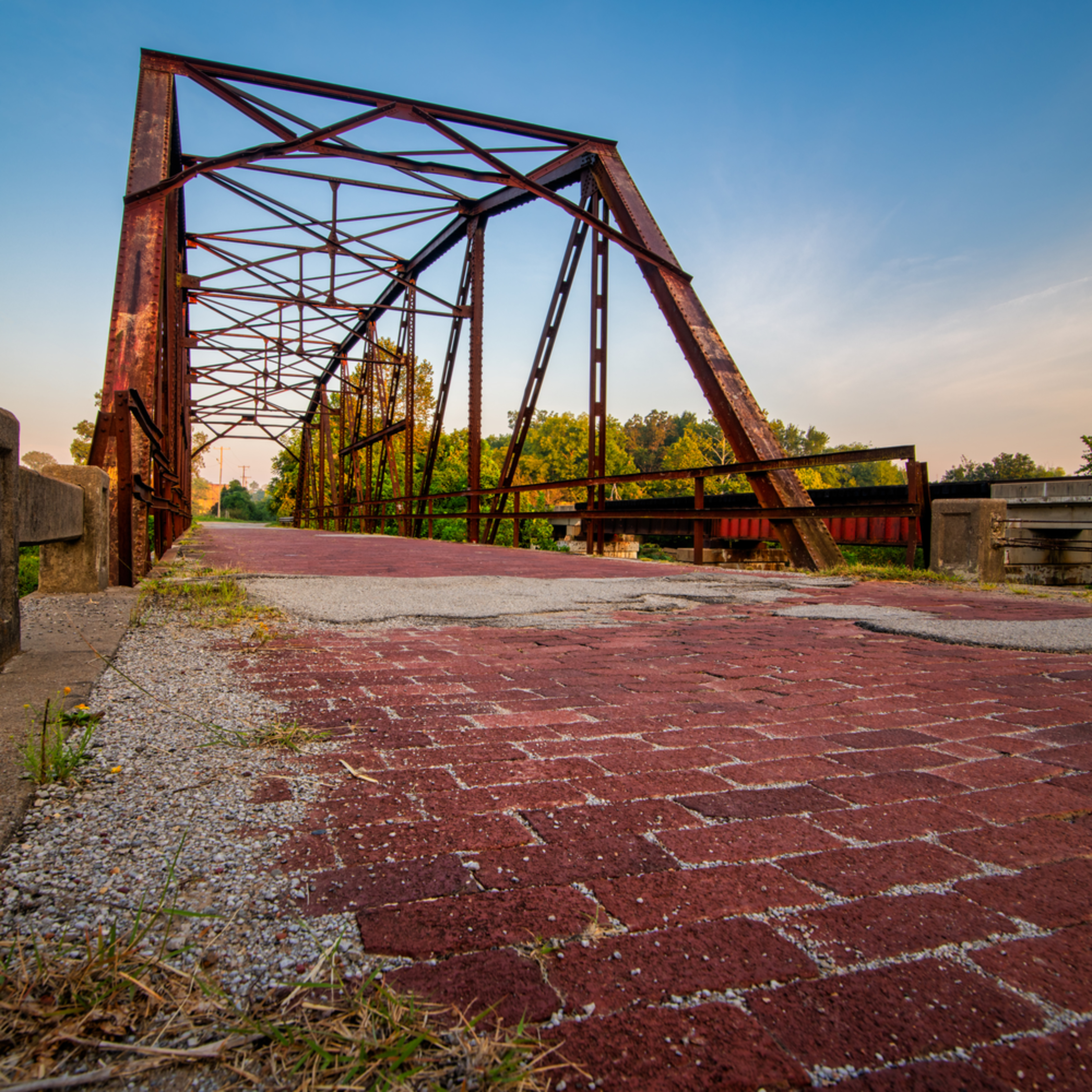 Andy crawford photography route 66 rock creek bridge 1 nnnt66
