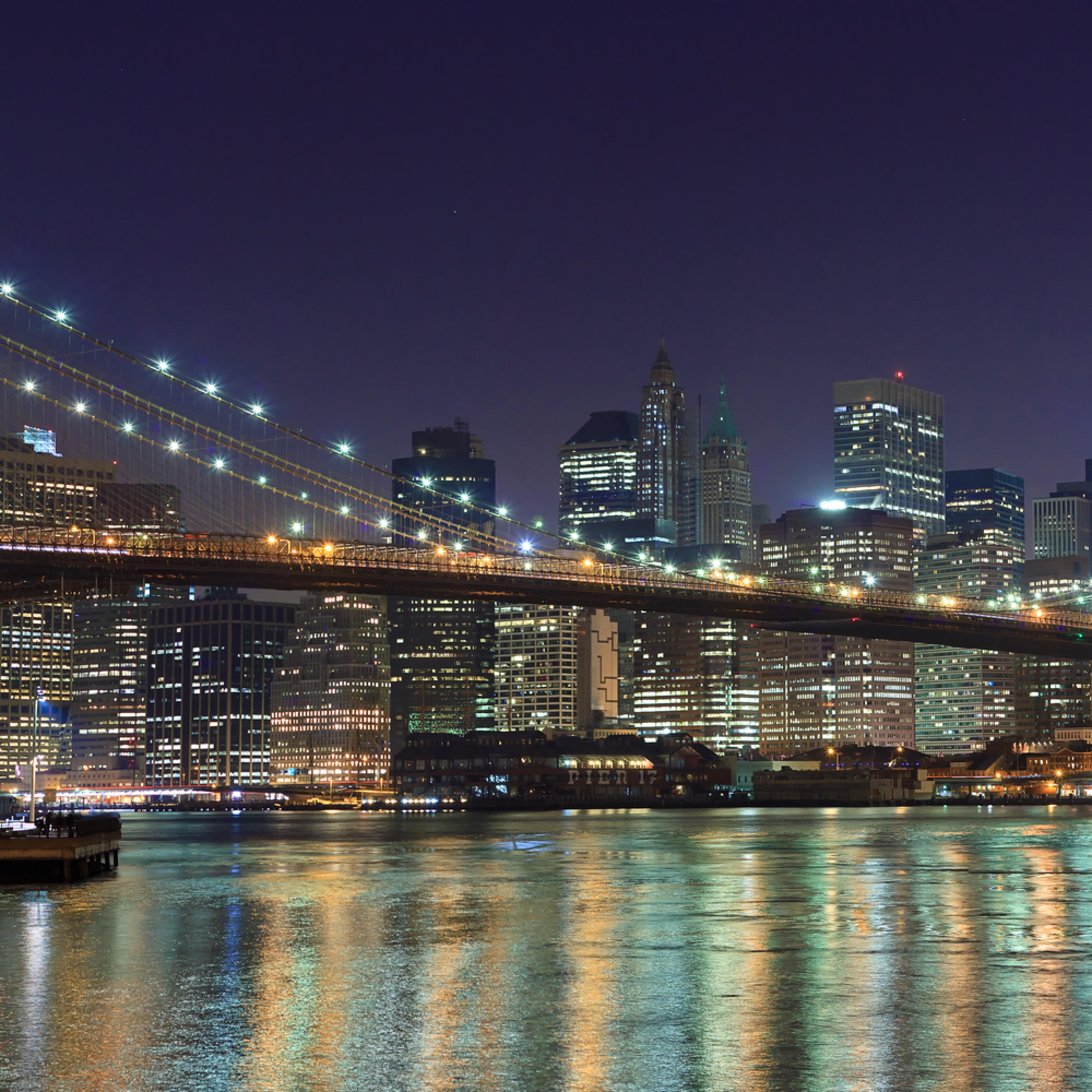 Brooklyn bridge panorama 2 yfswld