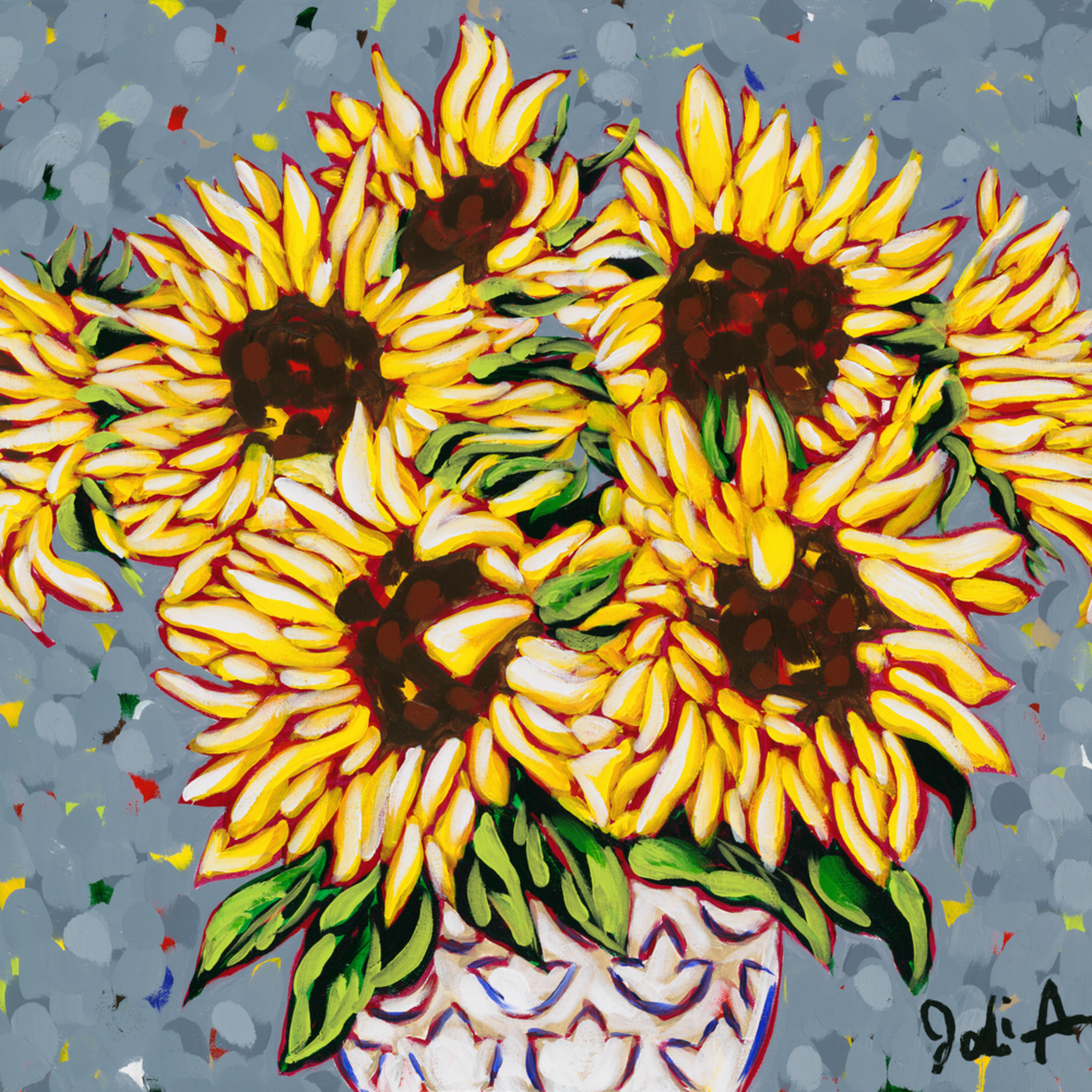 Jodi augustine wild sunflowers asf oskxlk
