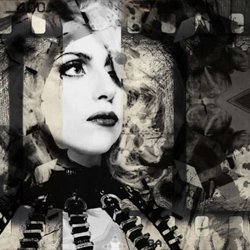 Gaga film strip single cell 001 ssa4ig