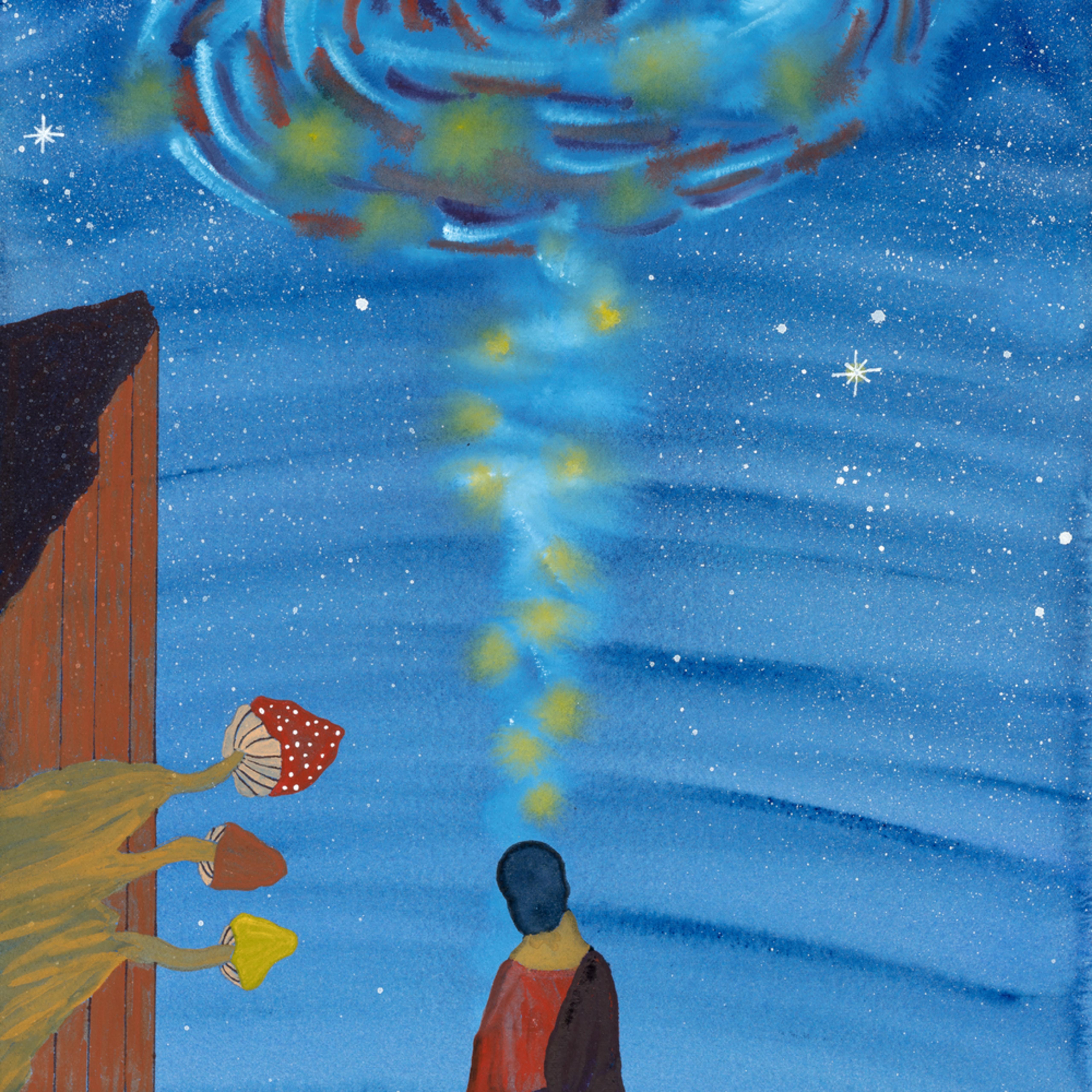 Materialization of consciousness wgwnfd