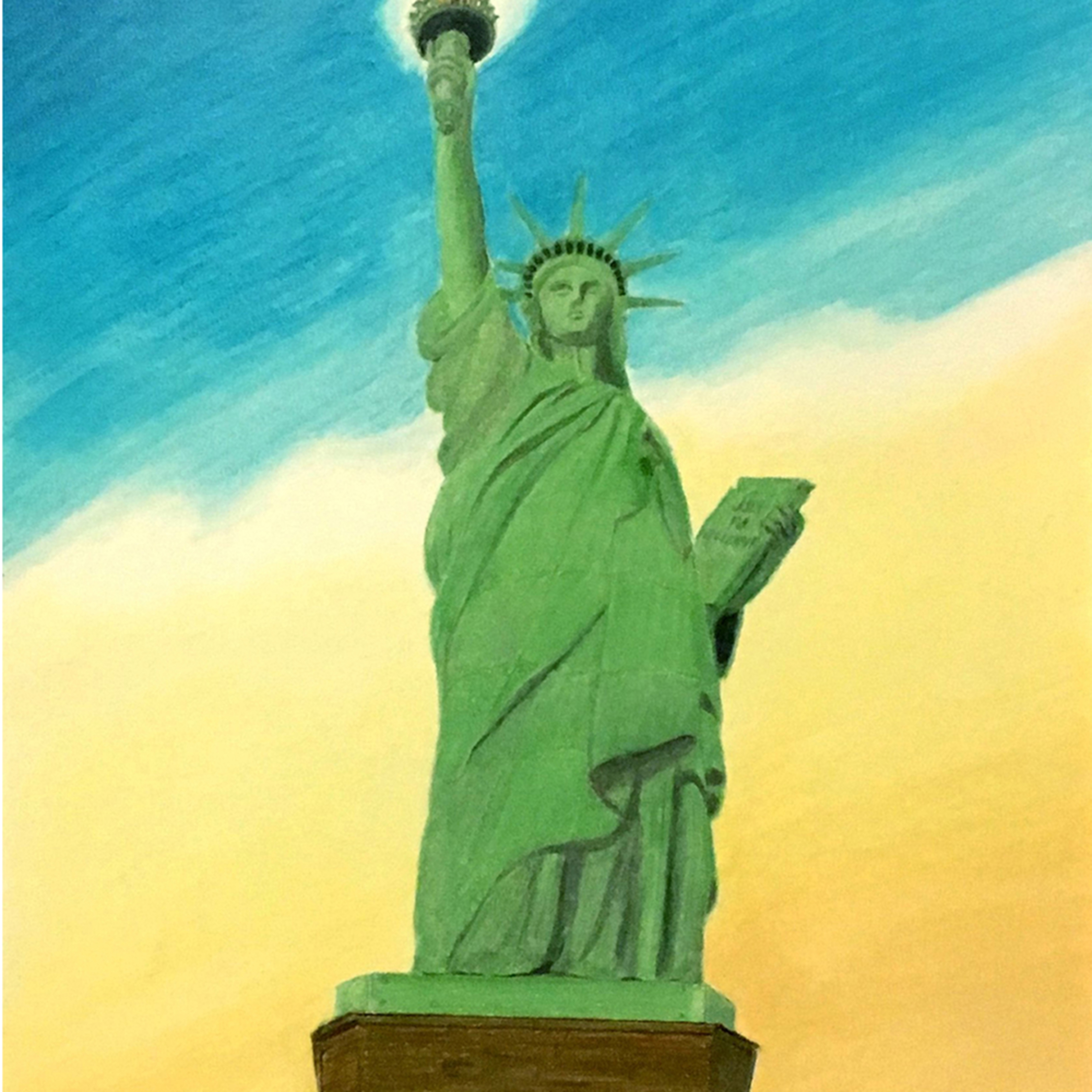 Lady liberty jv7mee
