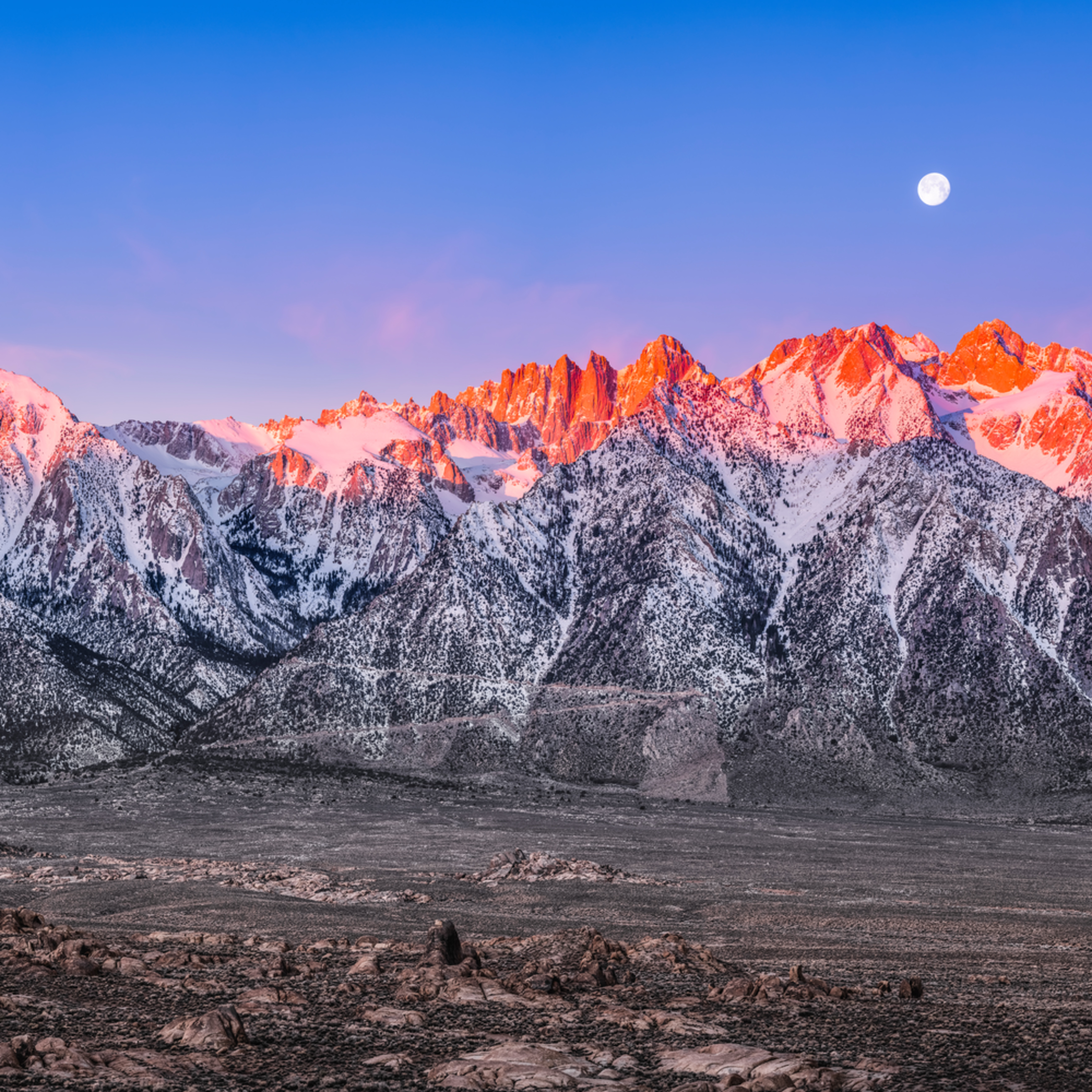 Sunrise on the eastern sierra 1 3 u8lkdd