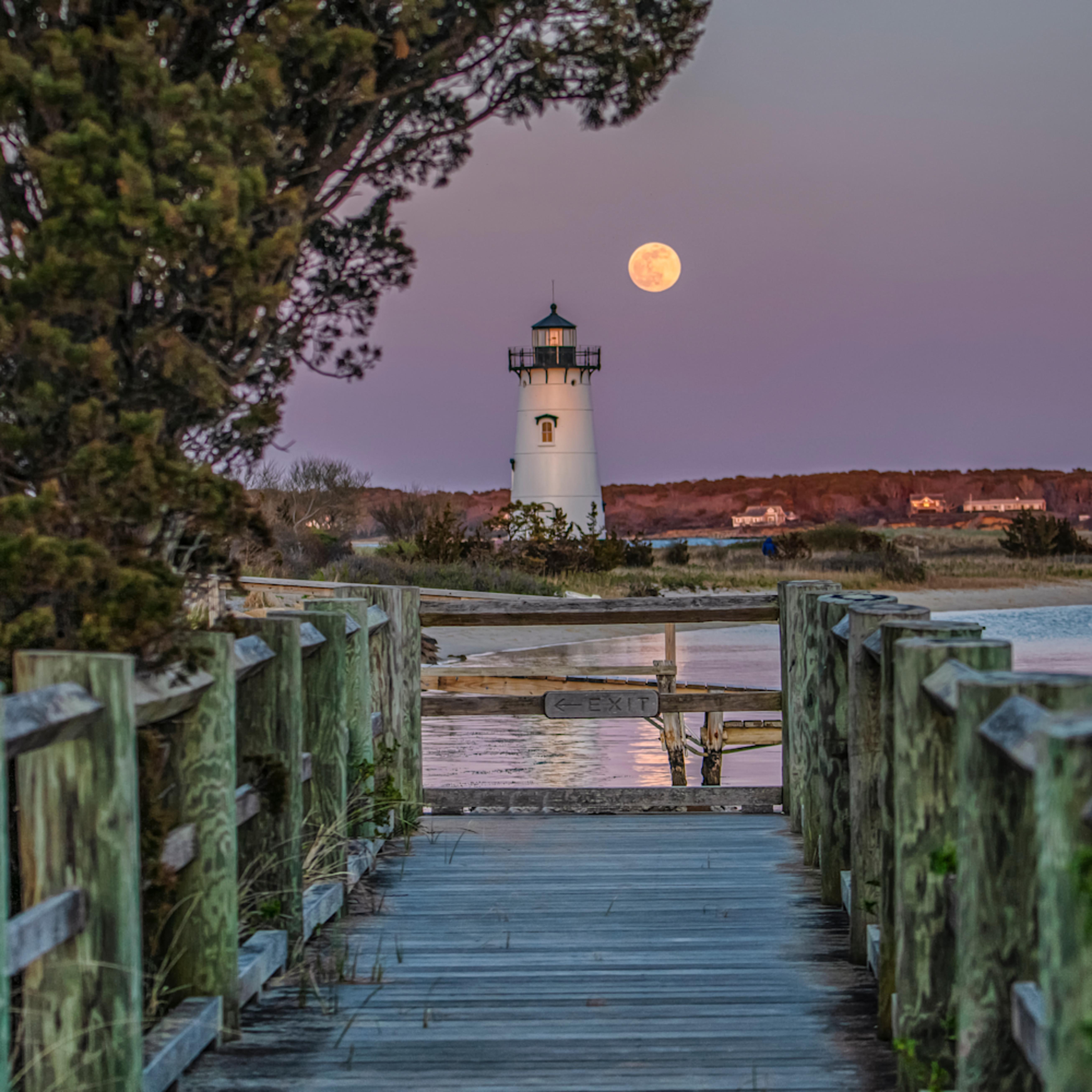 Edgartown pink moon walkway 1 uuvhot