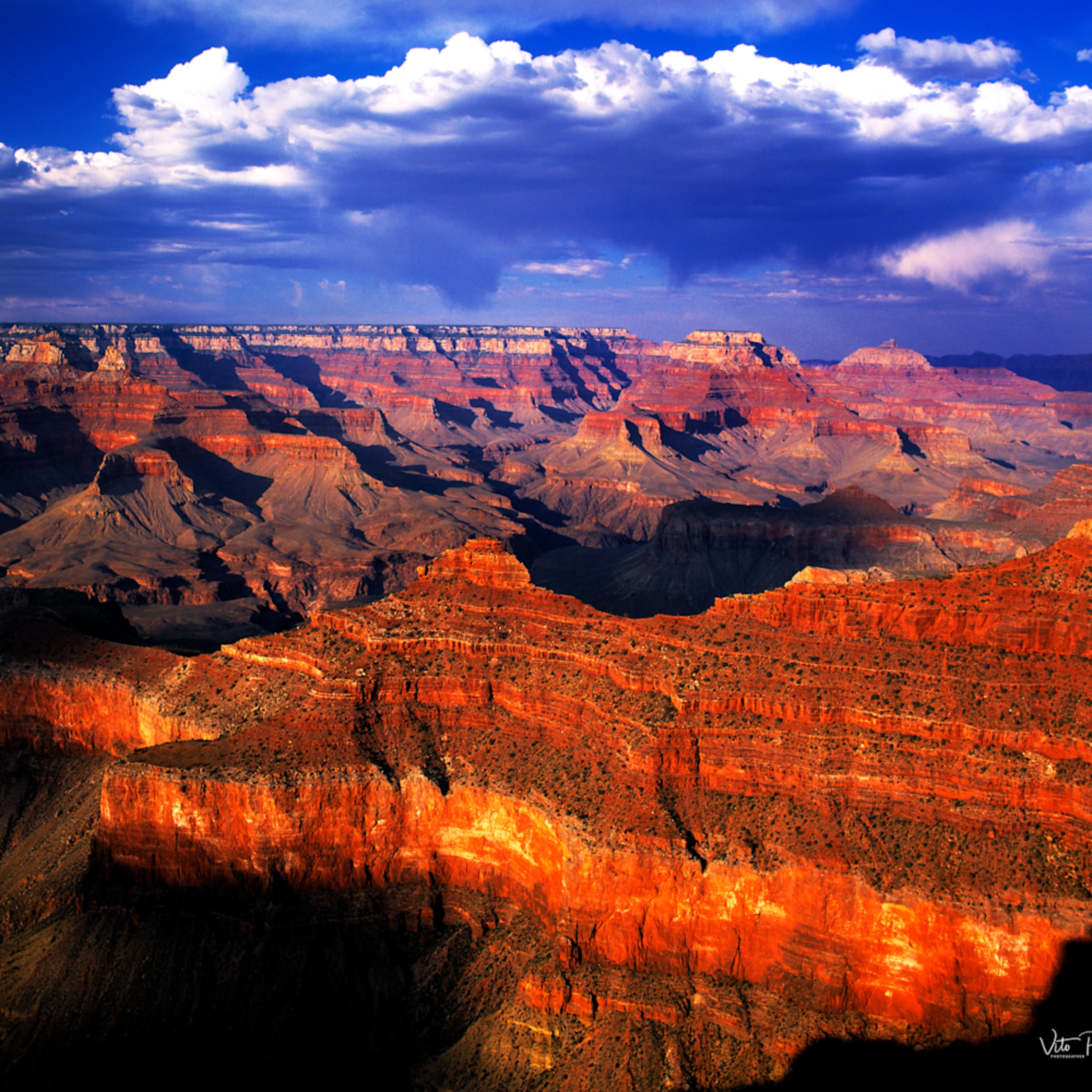 Grand canyon sunset az zvhnmk