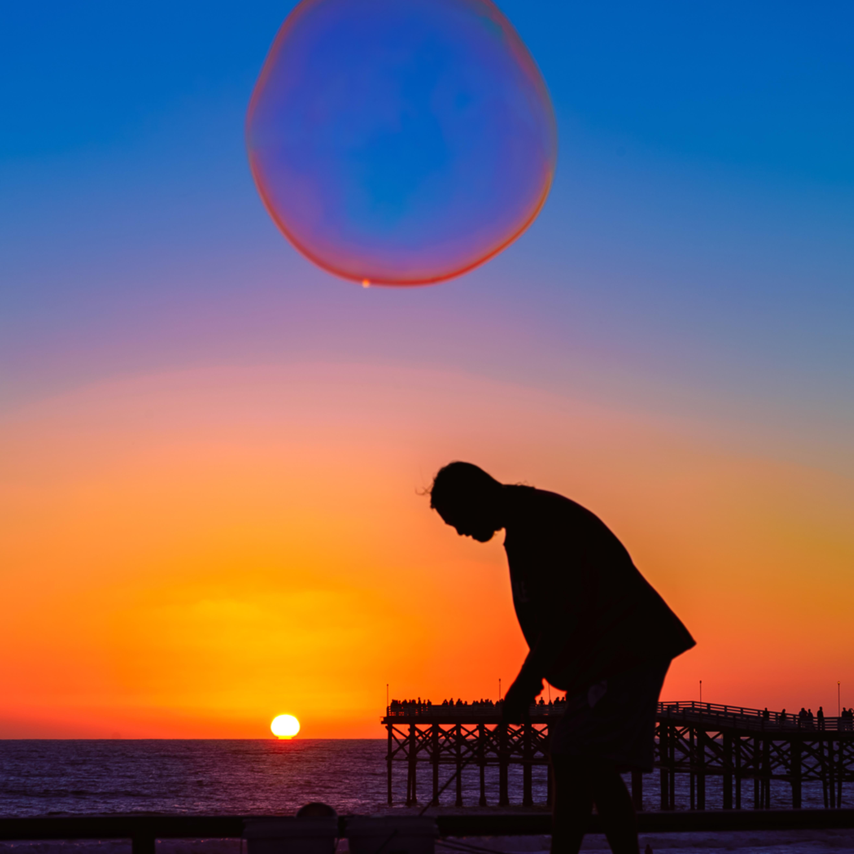 Bubble man tcbznc