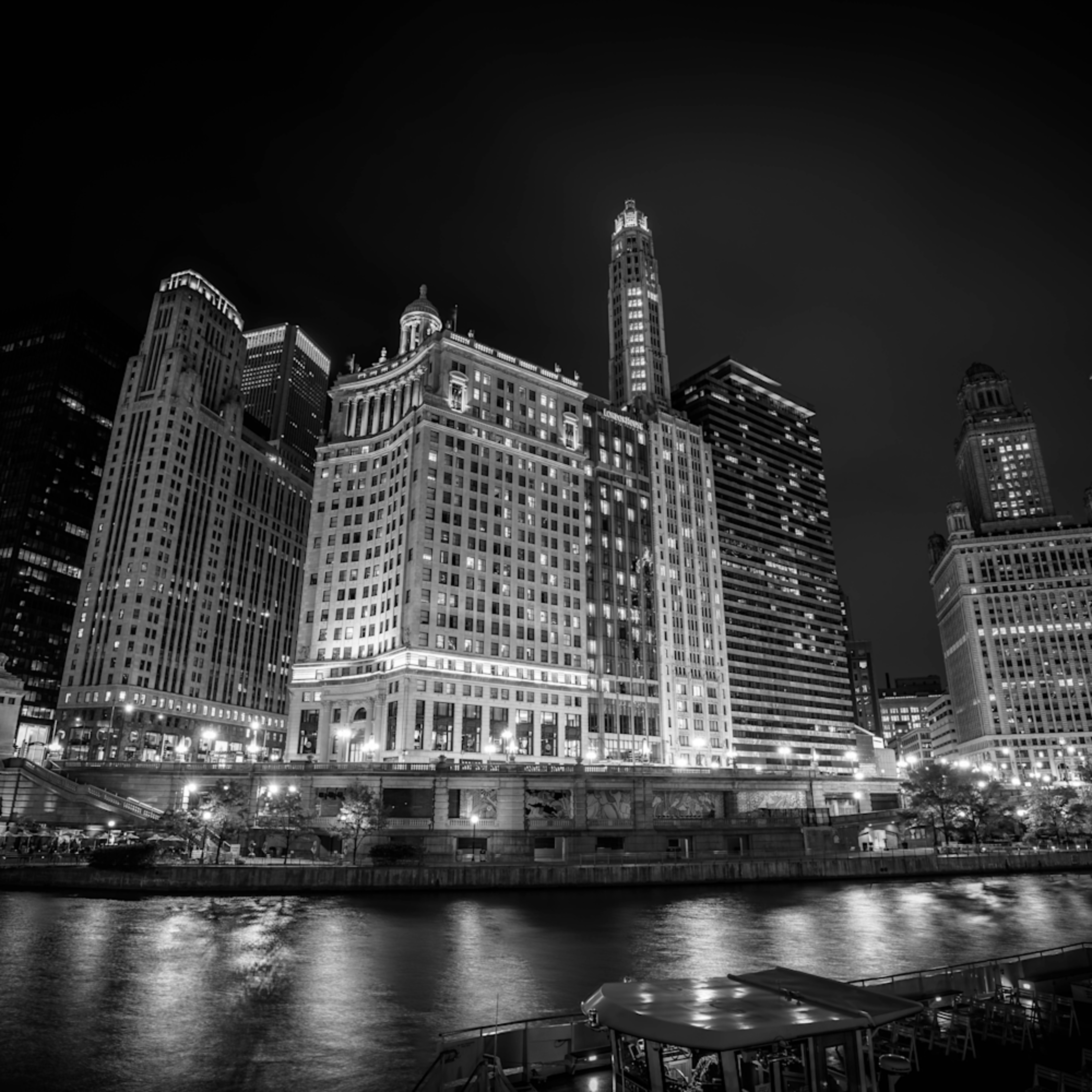 London house chicago black and white owmkzx