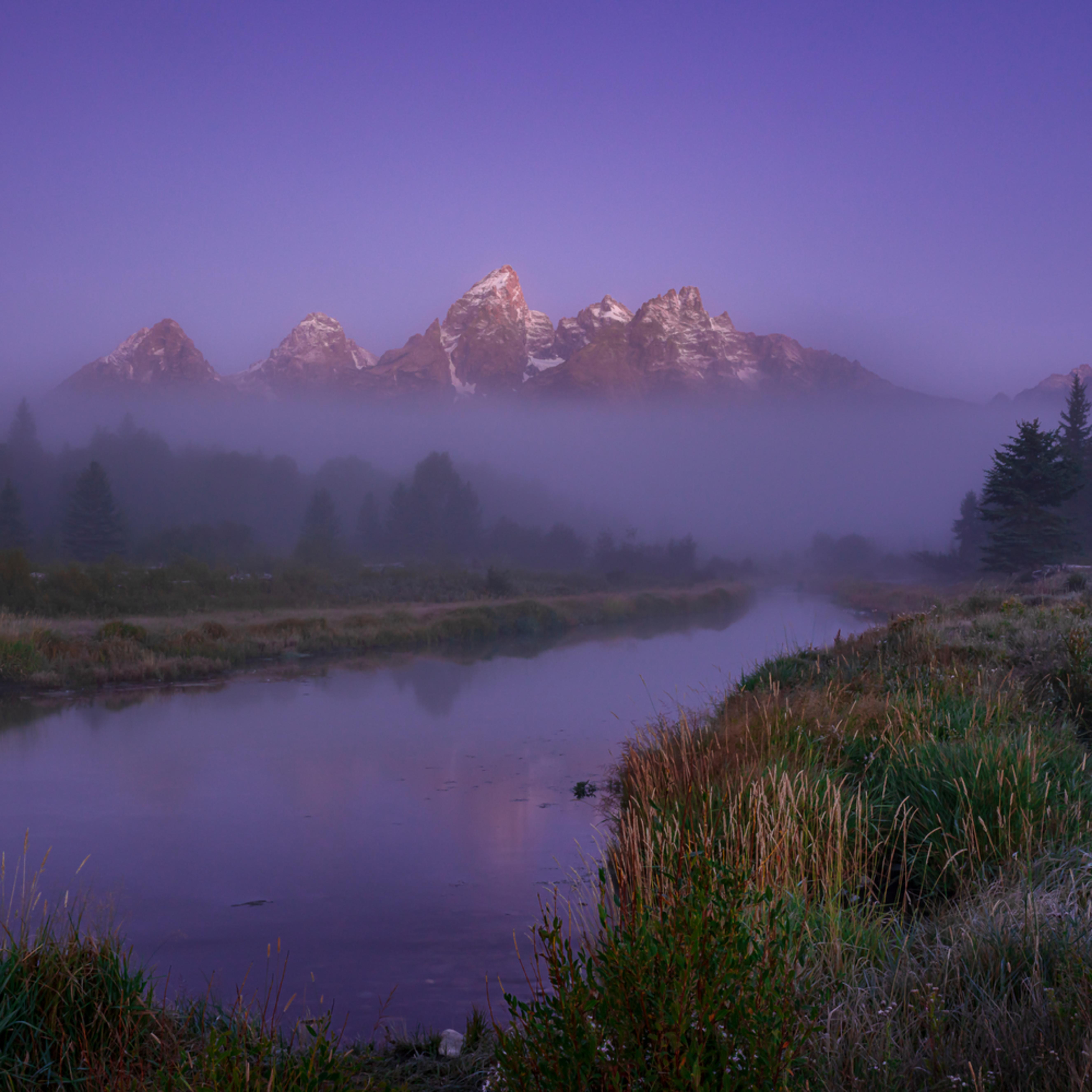 Teton haze uoyvxl