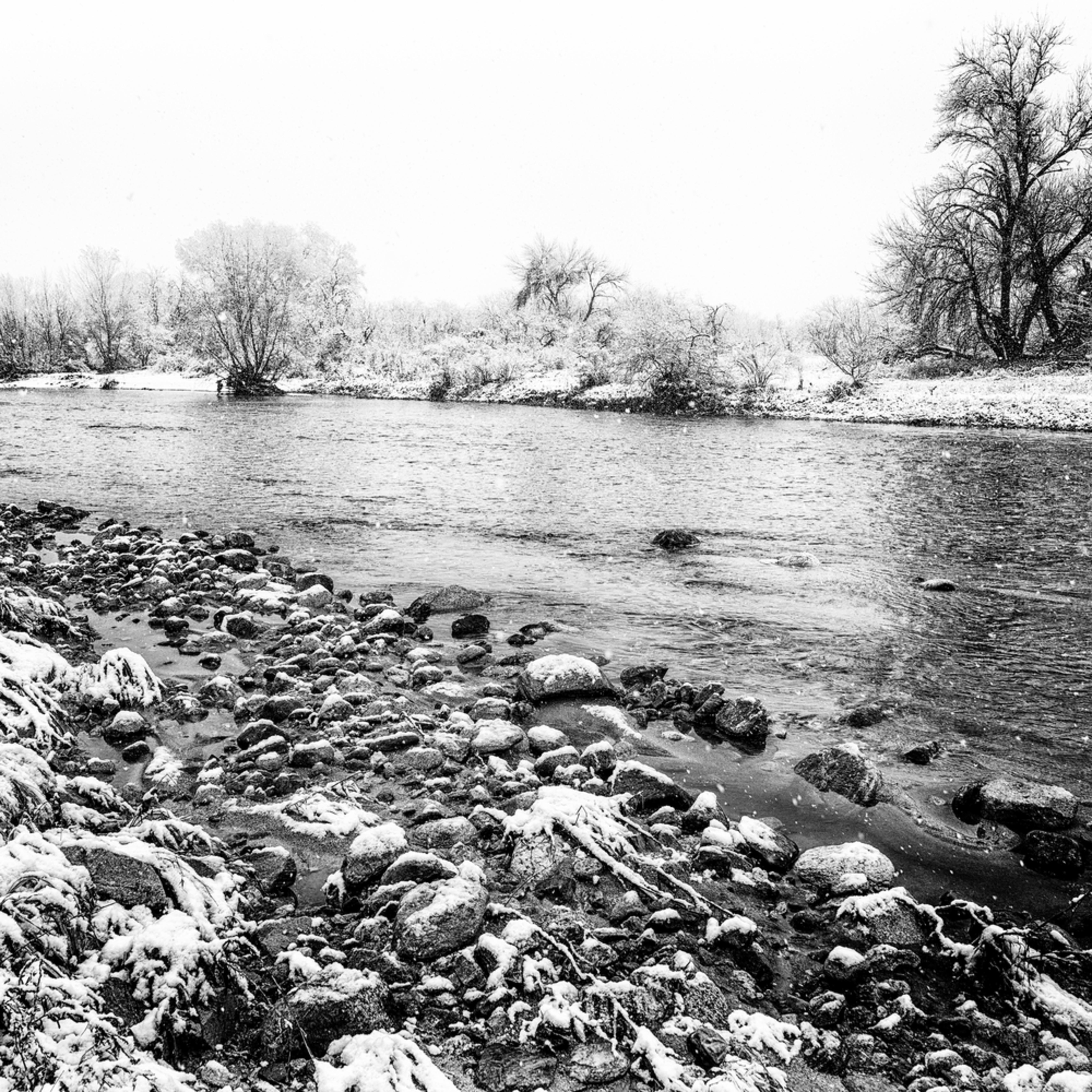 Sabino creek snow 032 b w y8eoce