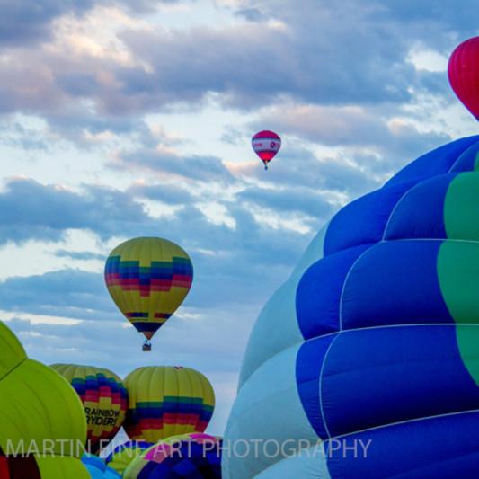 Martin balloonfiesta 3090 redsea