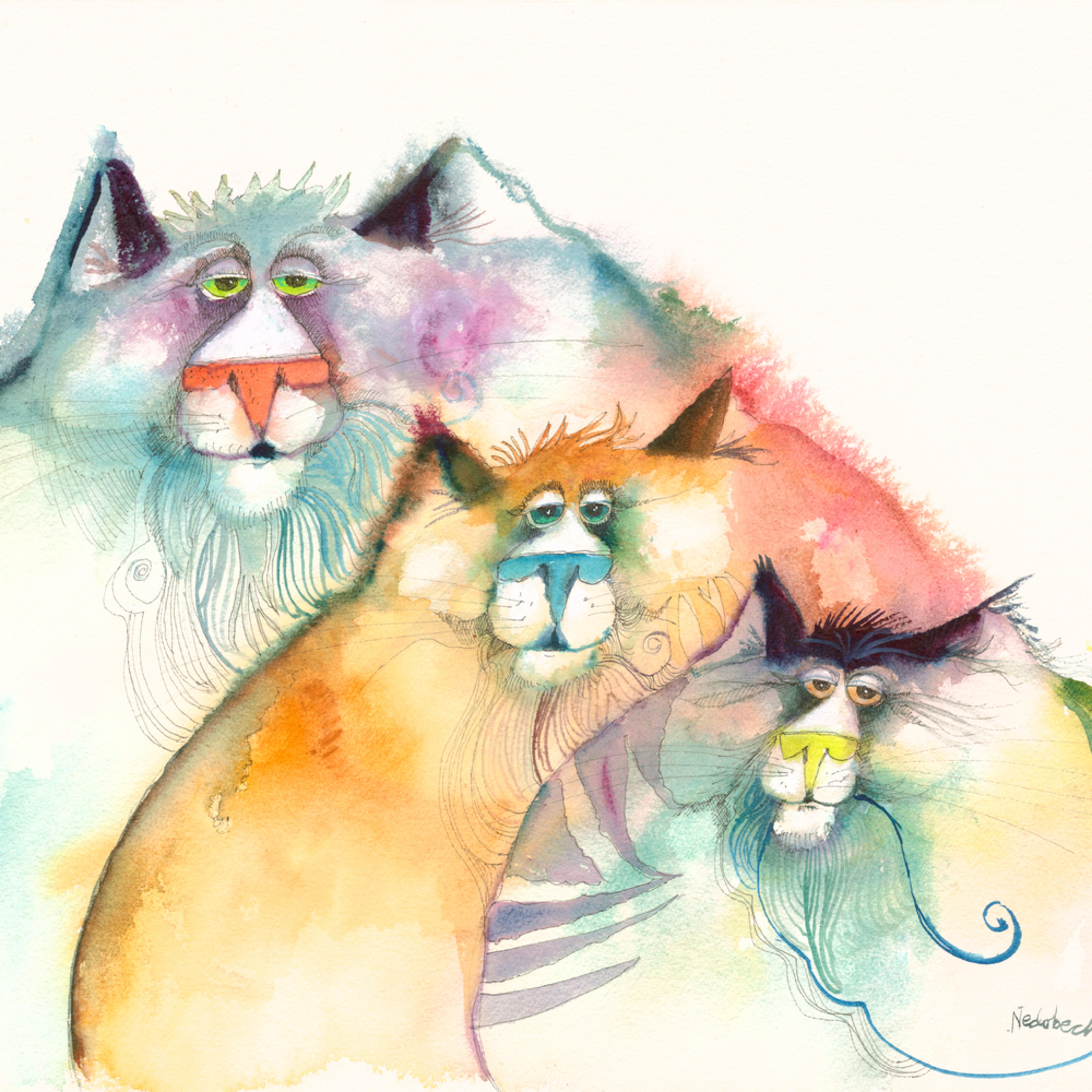 Fat cats puzlyy