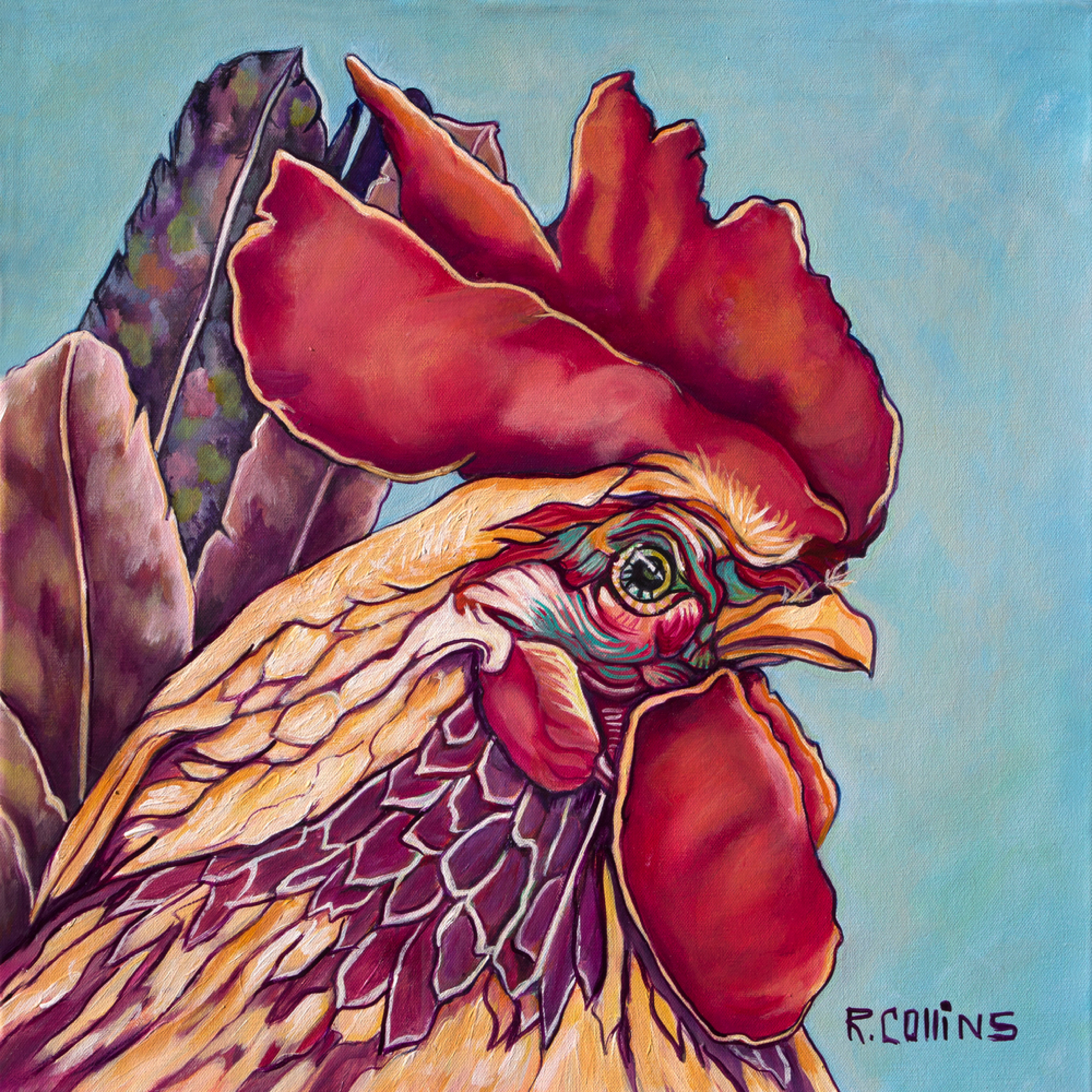 Rouge rooster zoti1f