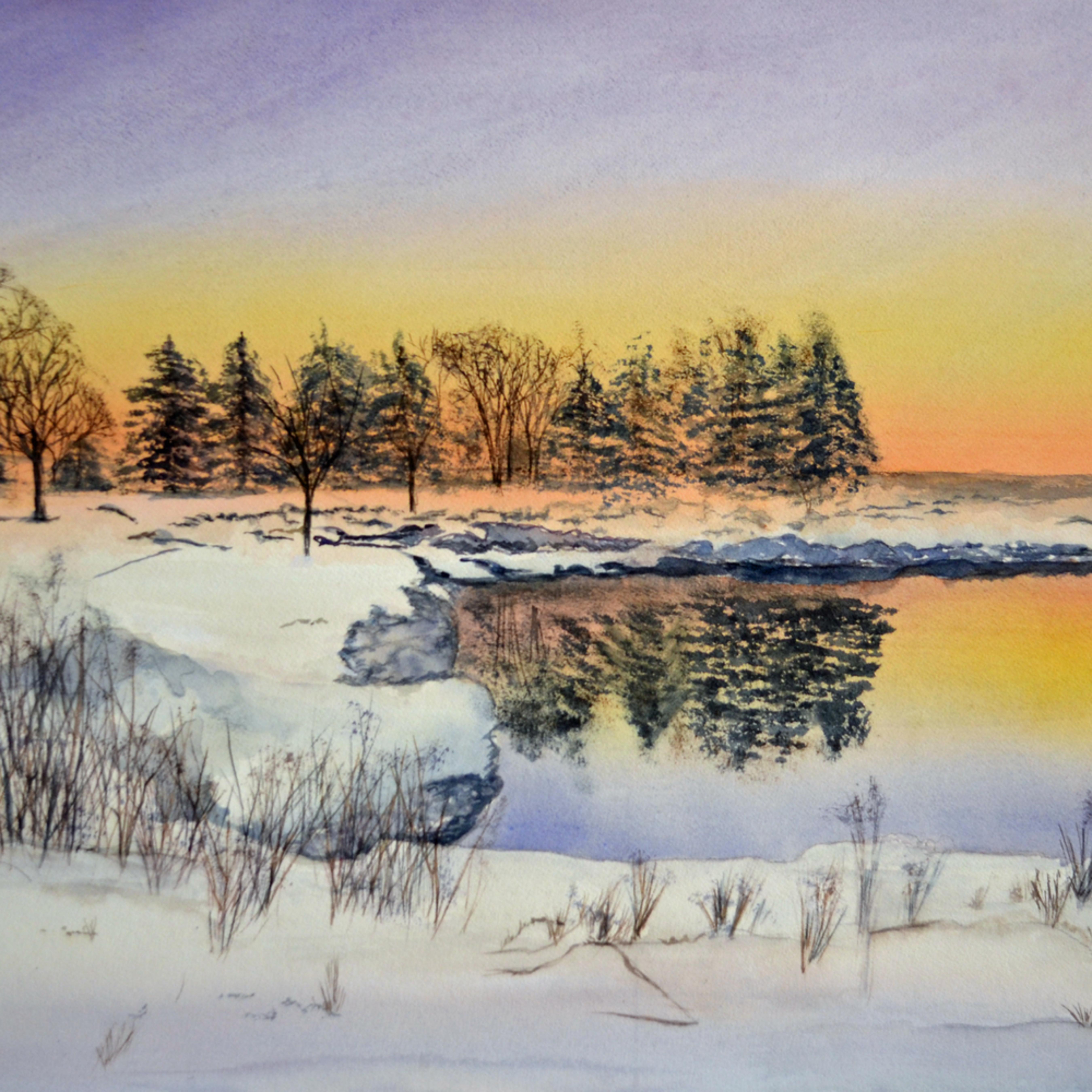 Take 2   winter sunrise kdsfn9