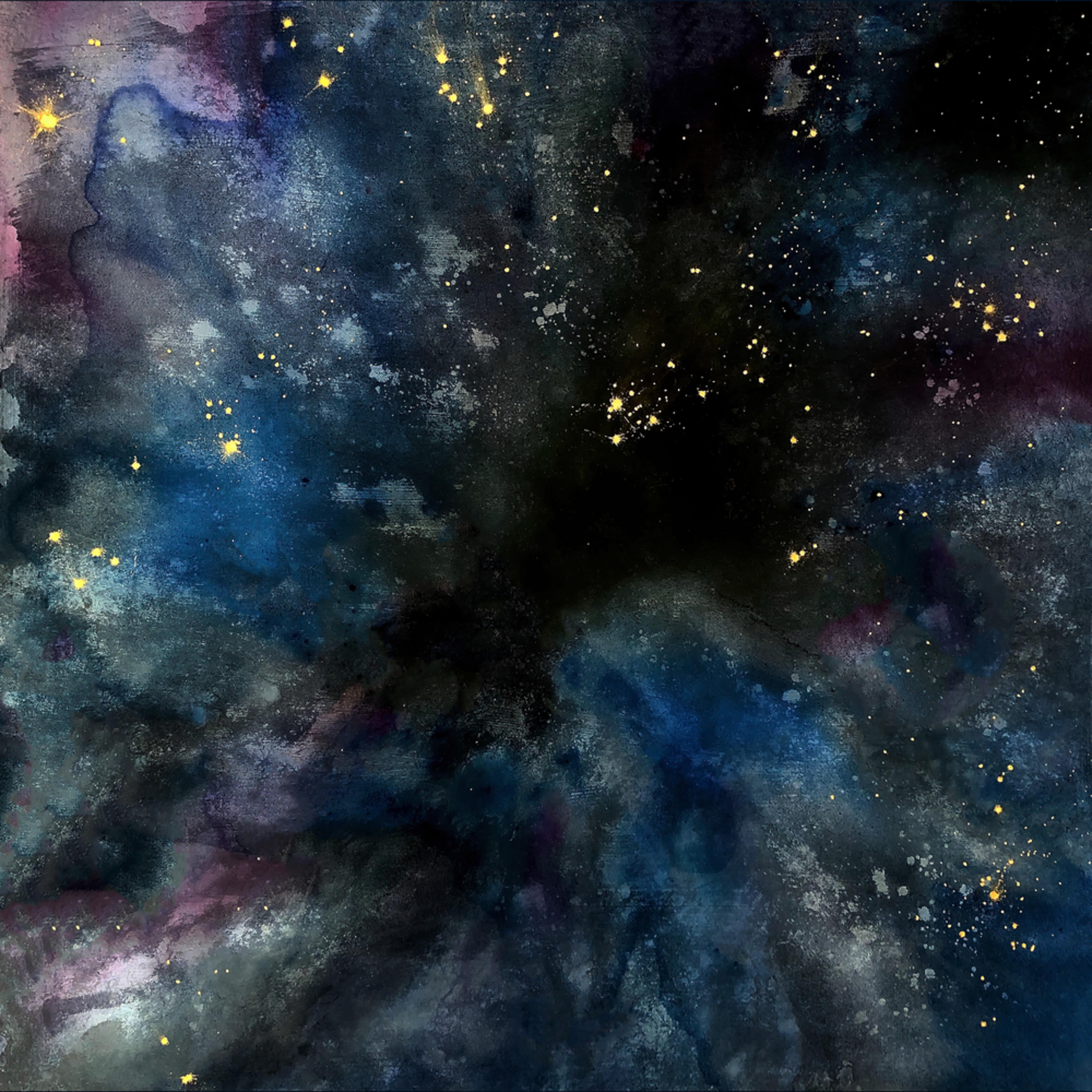 Dyed cosmoscity h7jaim