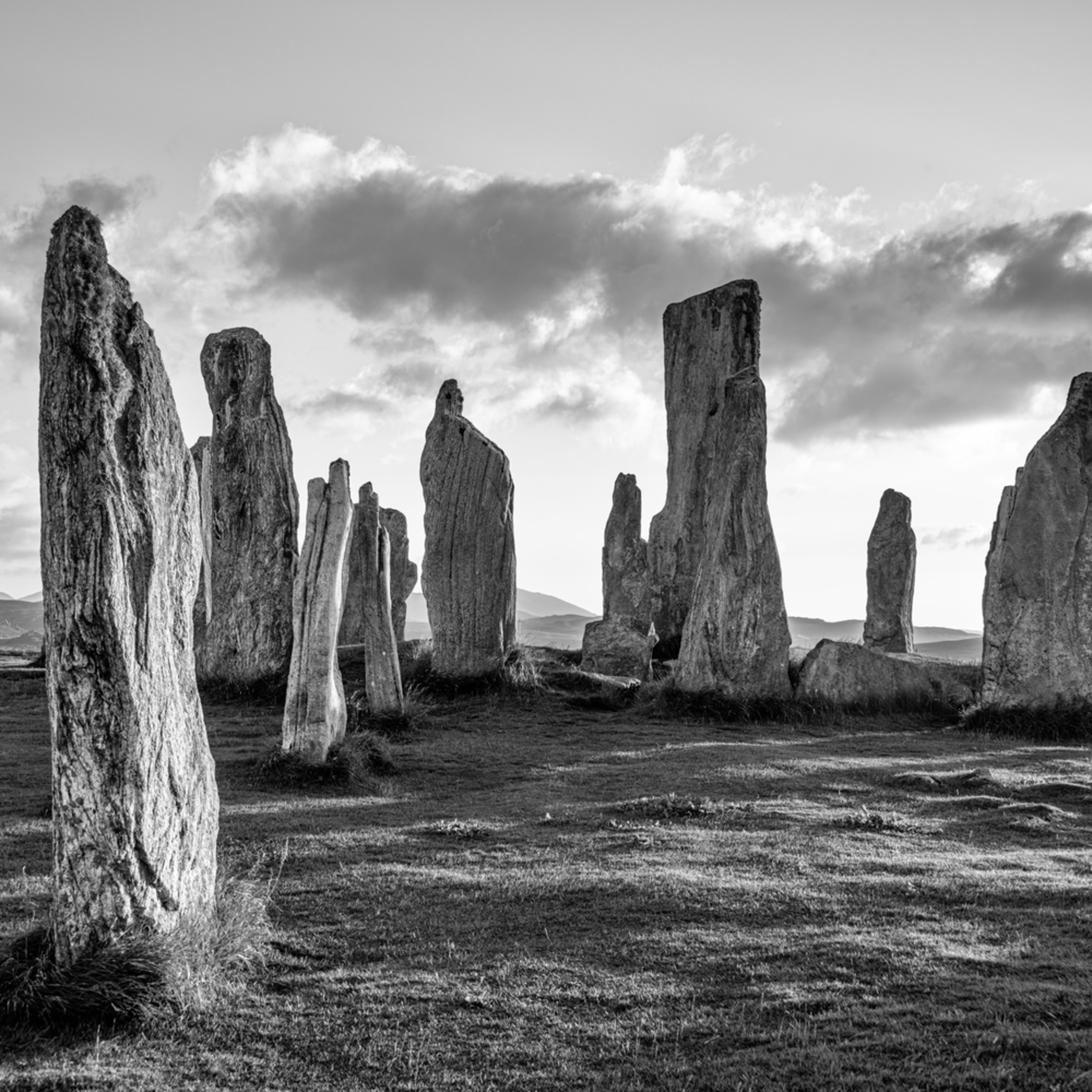 Stone circle isle of skye oa3jfr
