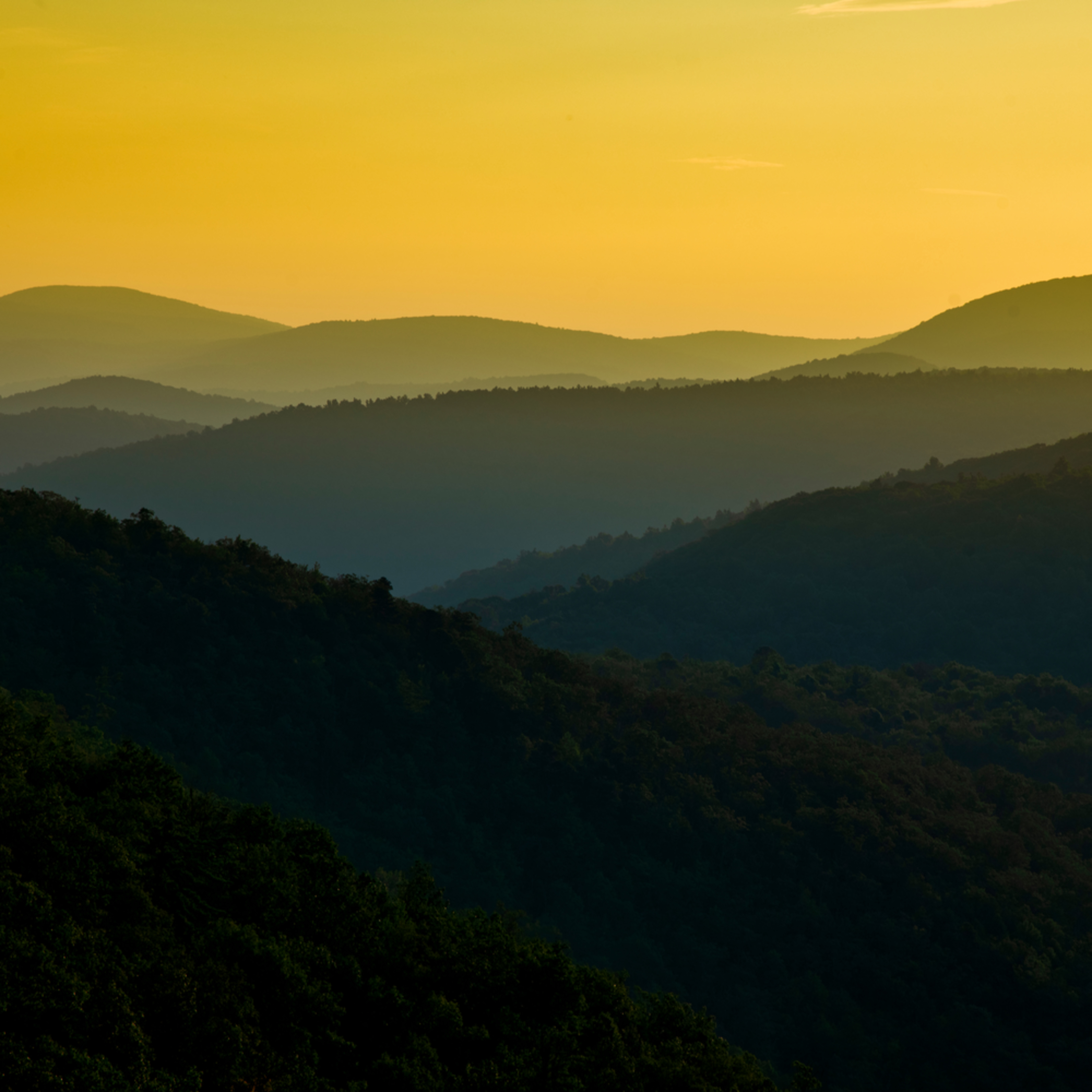 Andy crawford photography sunrise over appalachia rv3wmi