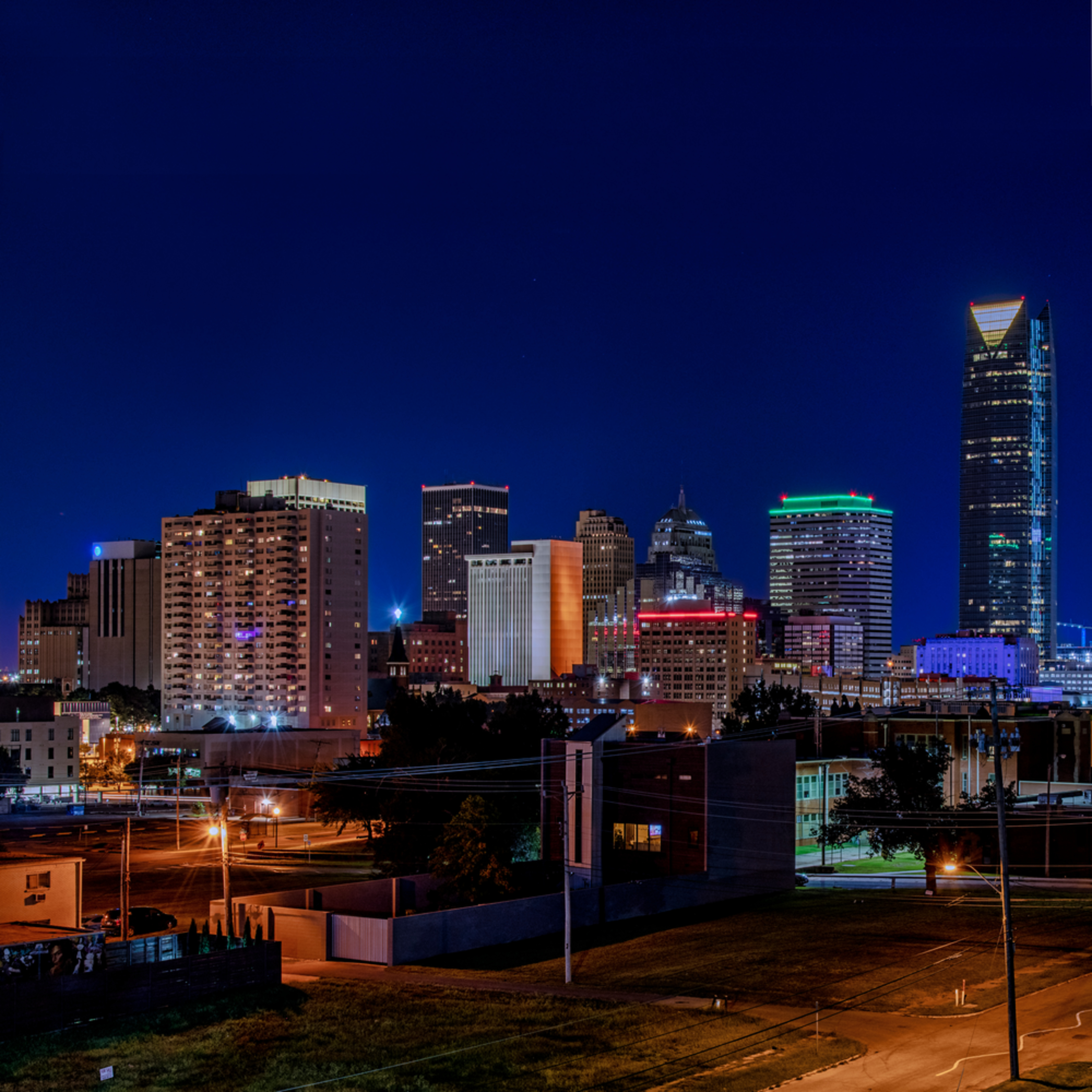 Andy crawford photography oklahoma city skyline vertical p5ts5x