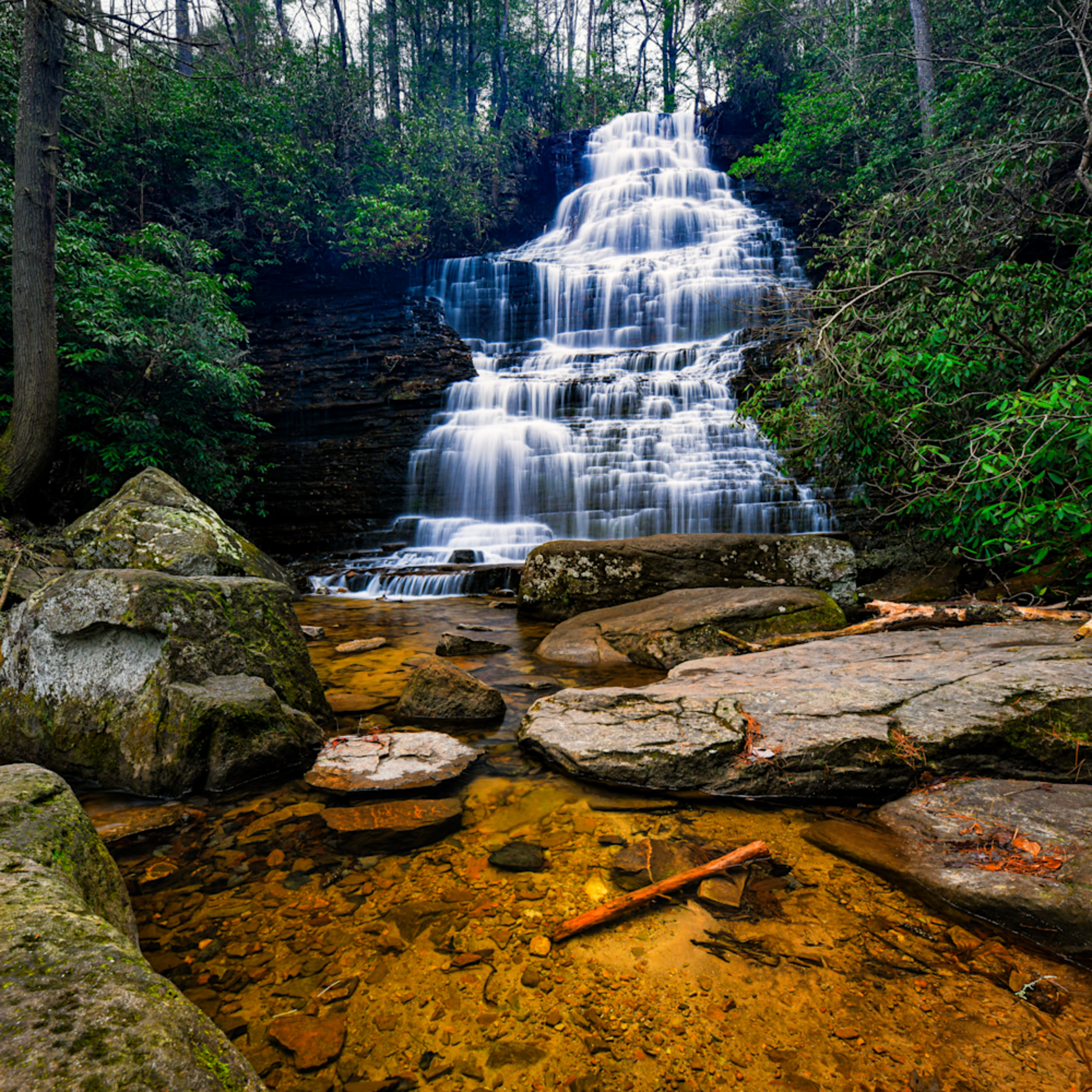 Andy crawford photography benton falls on rock creek fk6ctg