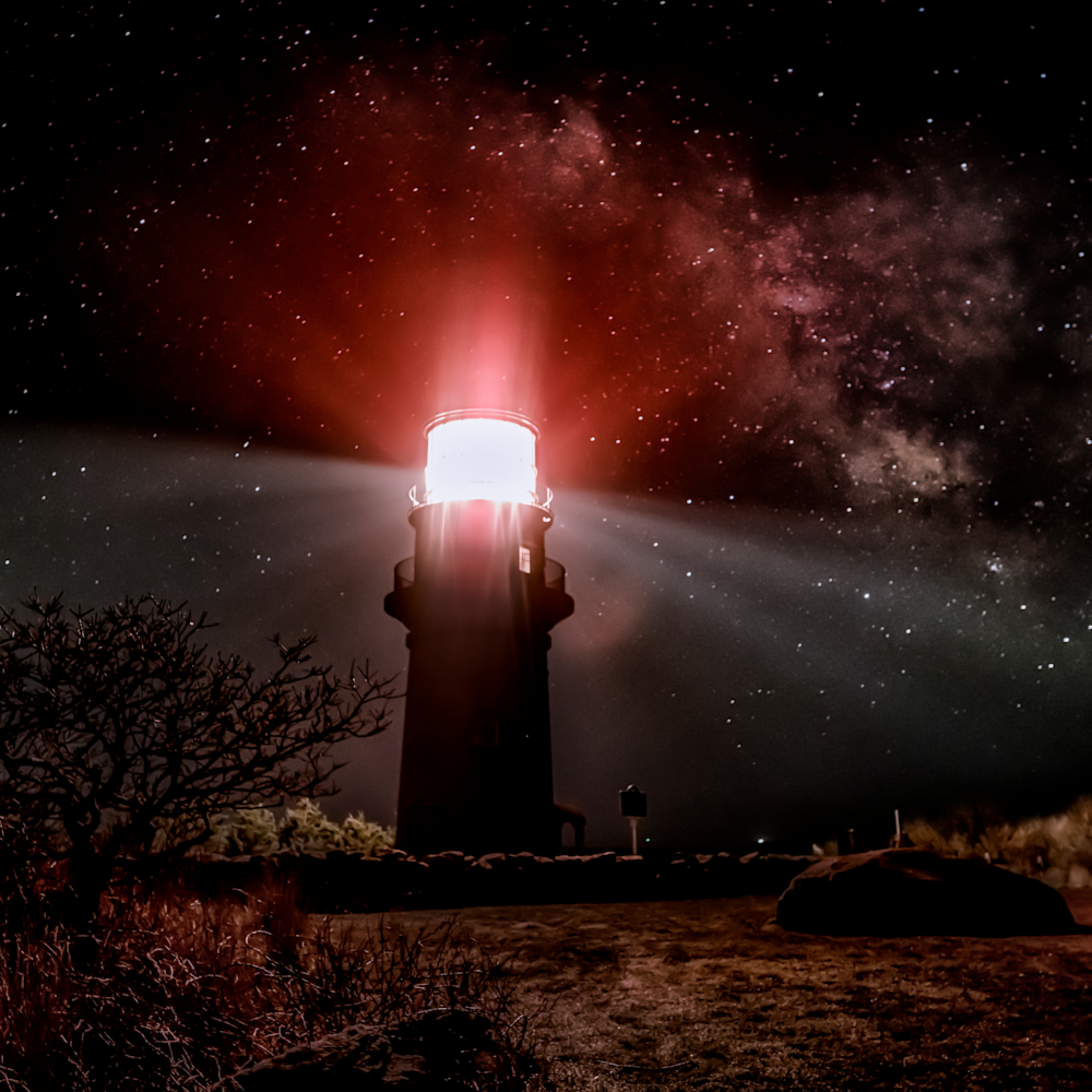 Gay head light milky way qjtmus